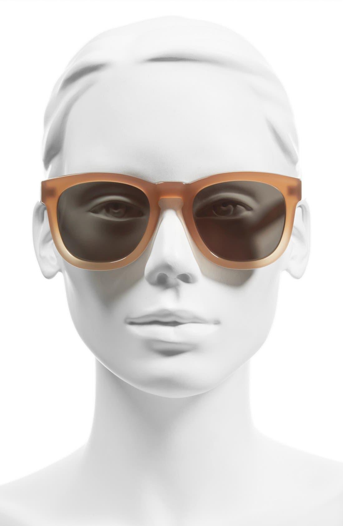 'Classic Fox' 50mm Retro Sunglasses,                             Alternate thumbnail 29, color,