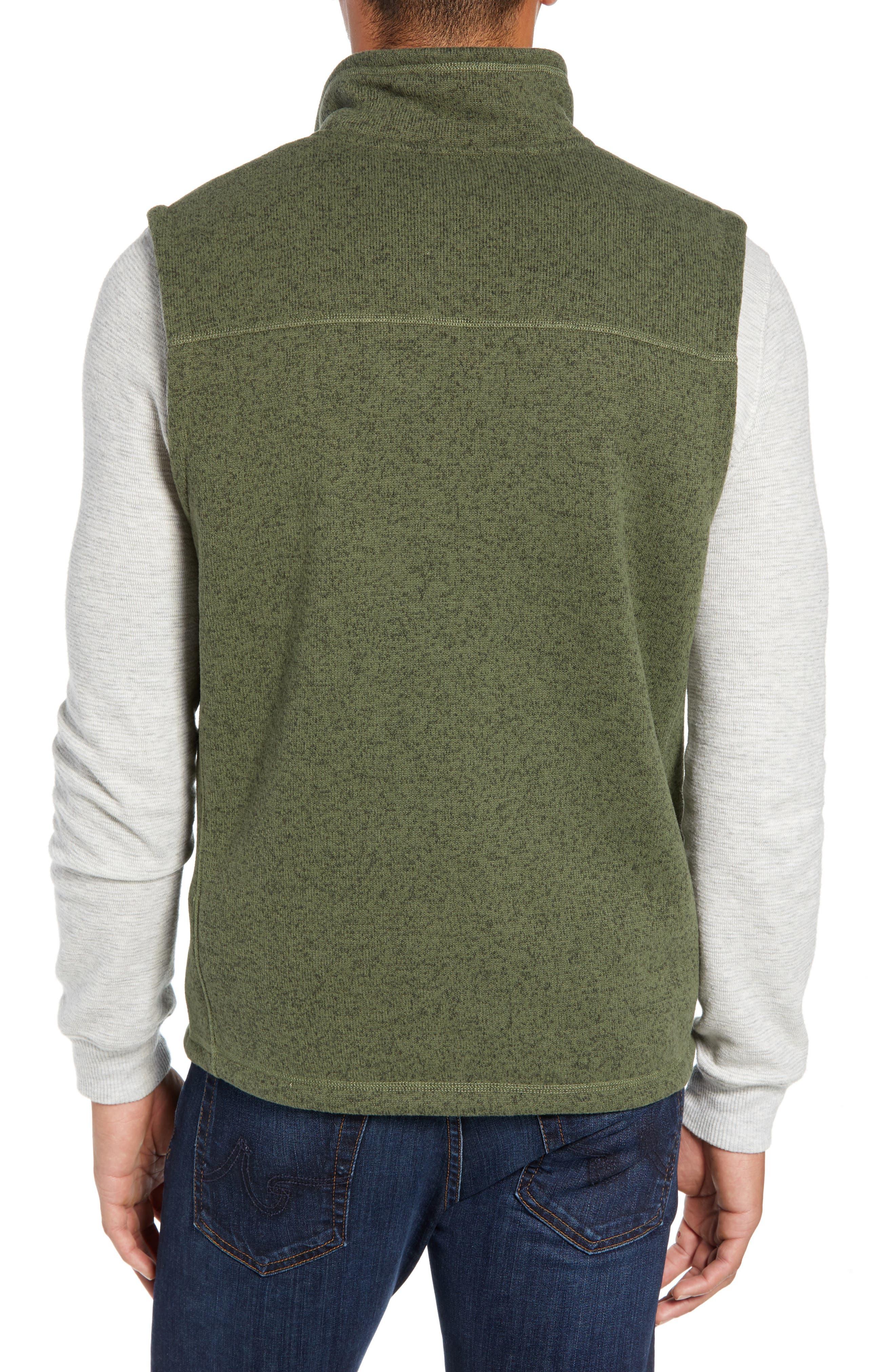 Gordon Lyons Zip Fleece Vest,                             Alternate thumbnail 9, color,