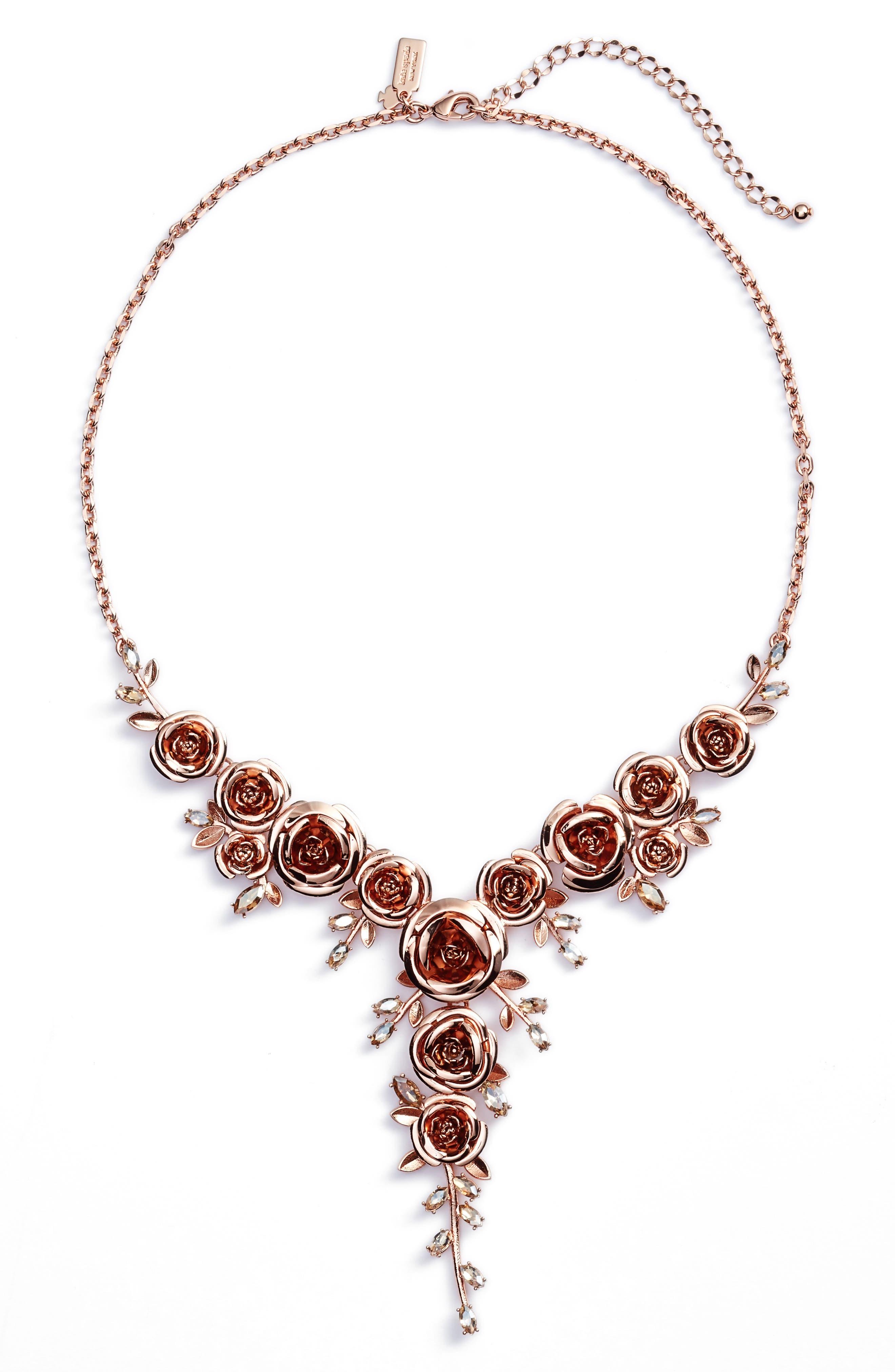 garden garland y-necklace,                             Alternate thumbnail 2, color,                             650