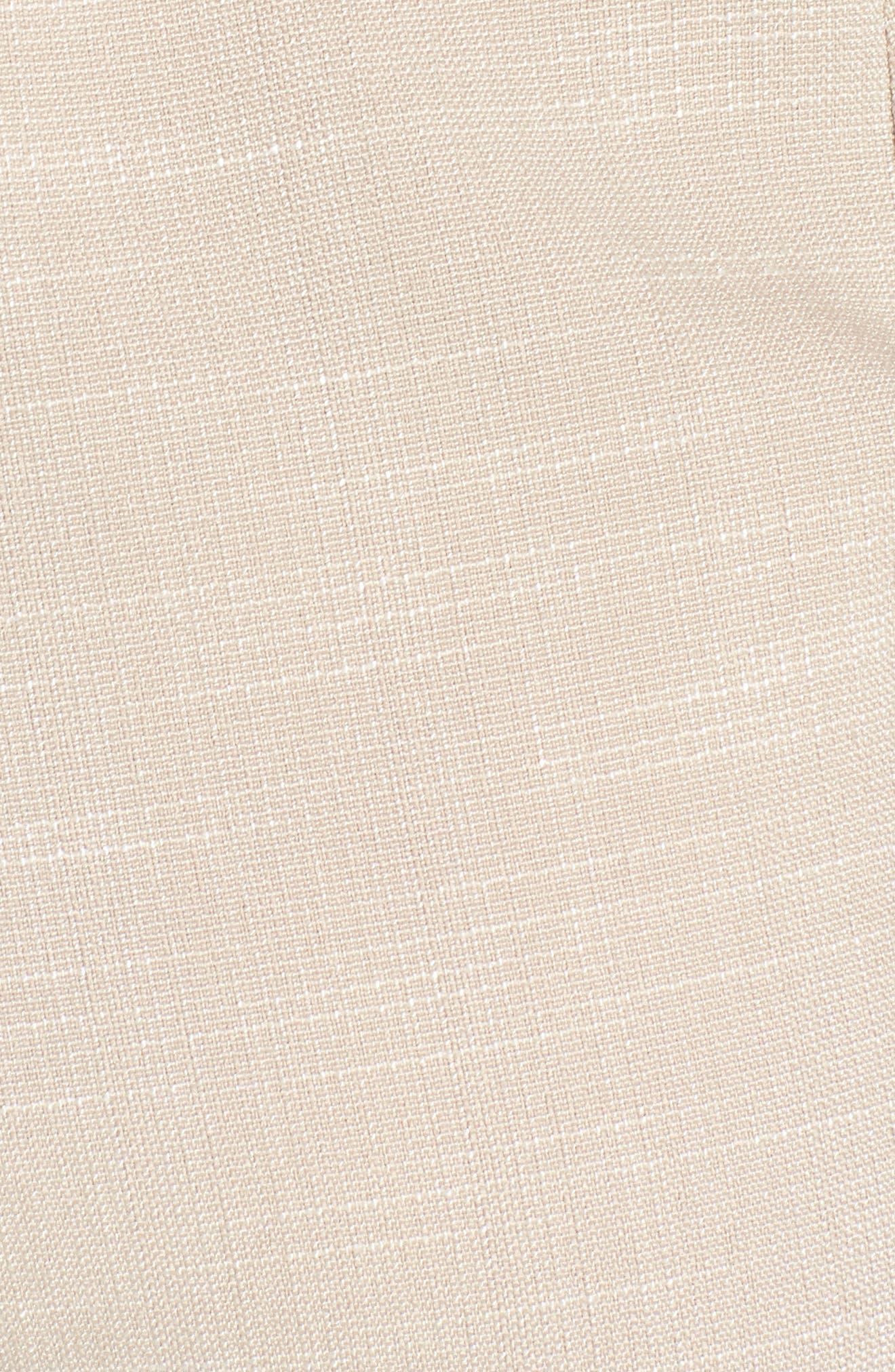 Tie Waist Crop Jumpsuit,                             Alternate thumbnail 11, color,