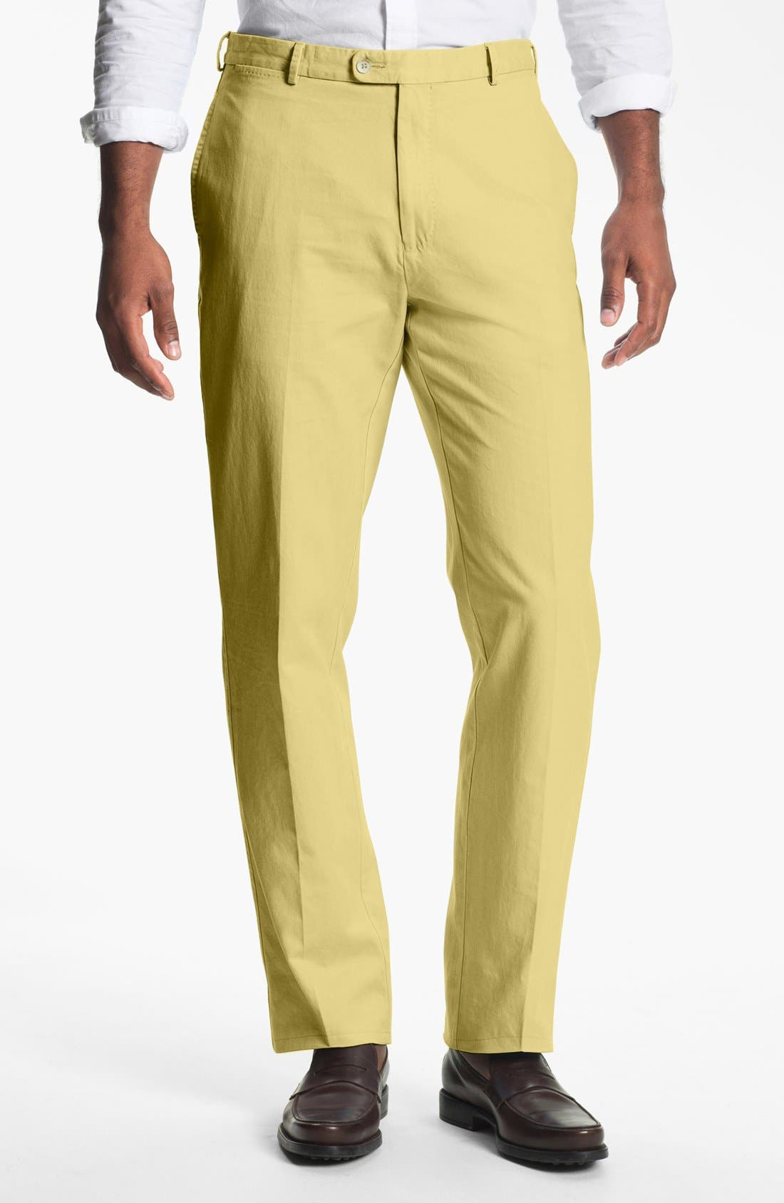 Garment Washed Twill Pants,                             Main thumbnail 17, color,