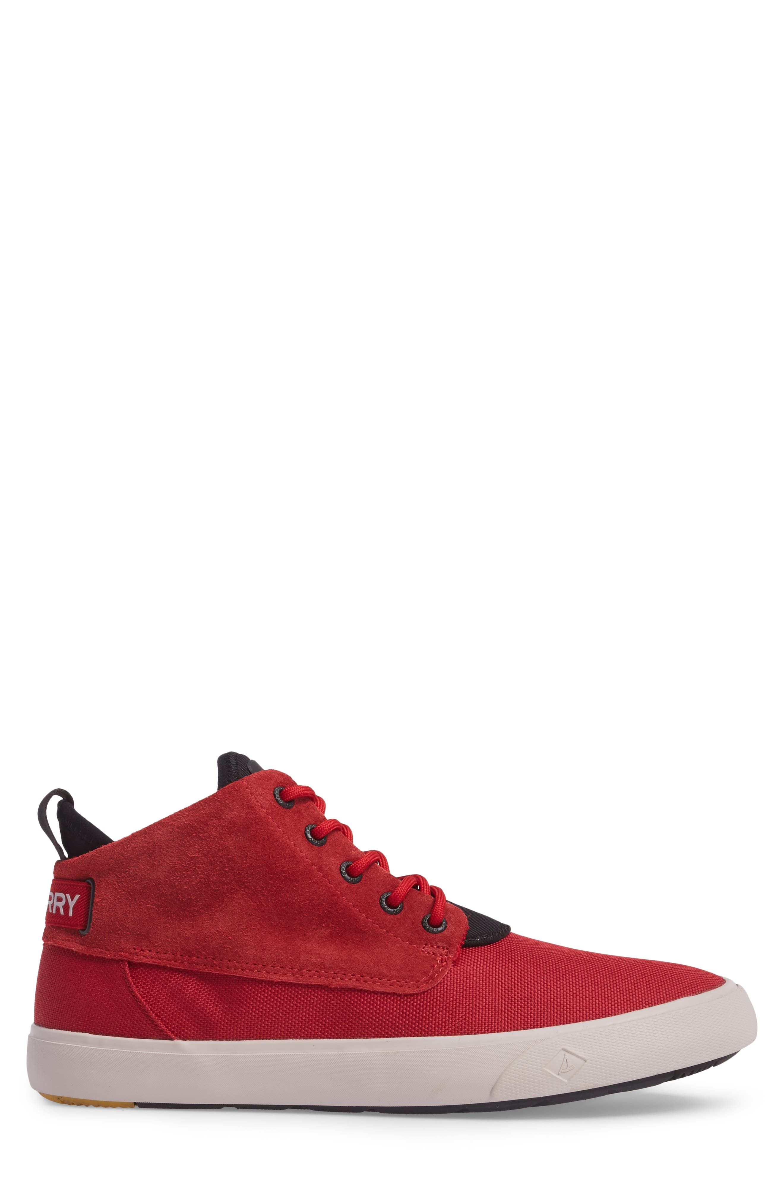 Cutwater Sneaker,                             Alternate thumbnail 3, color,                             RED