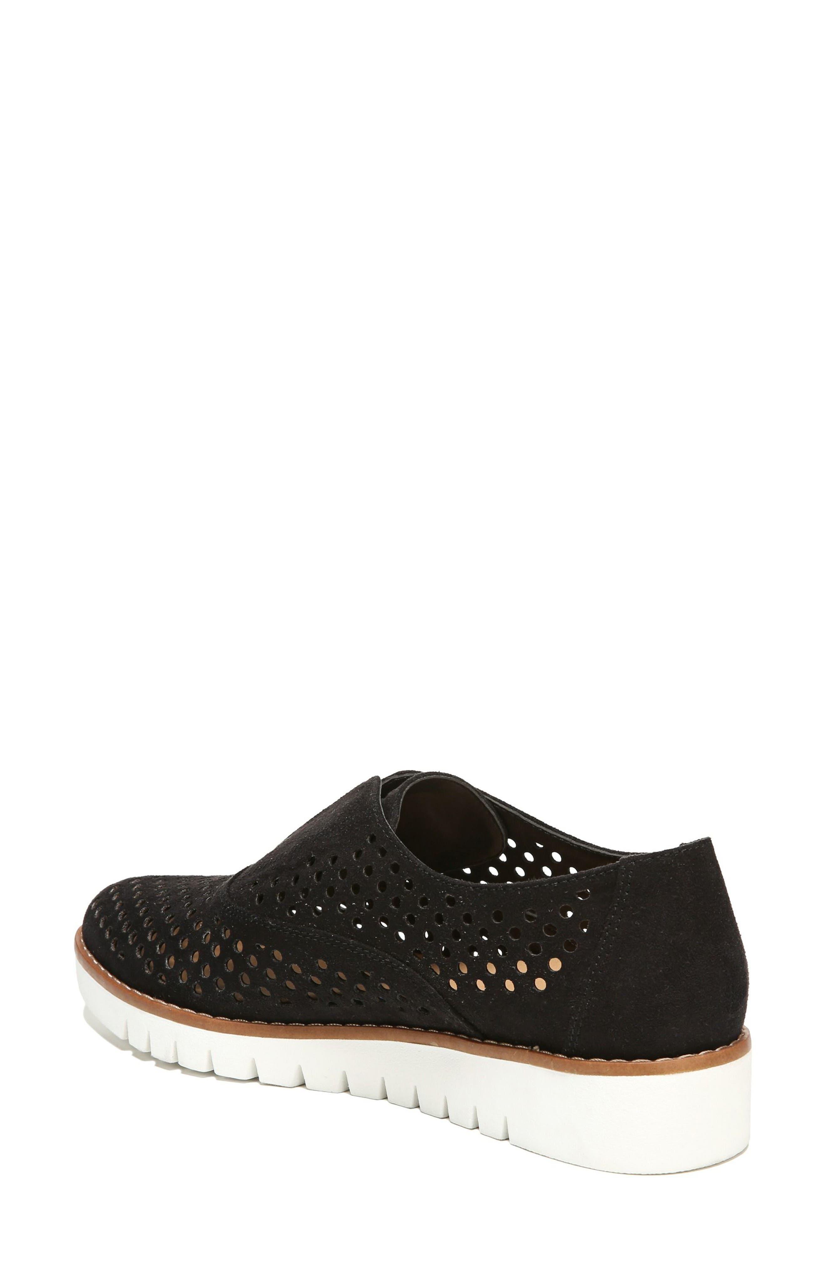 Improve Slip-On Sneaker,                             Alternate thumbnail 2, color,                             BLACK FABRIC