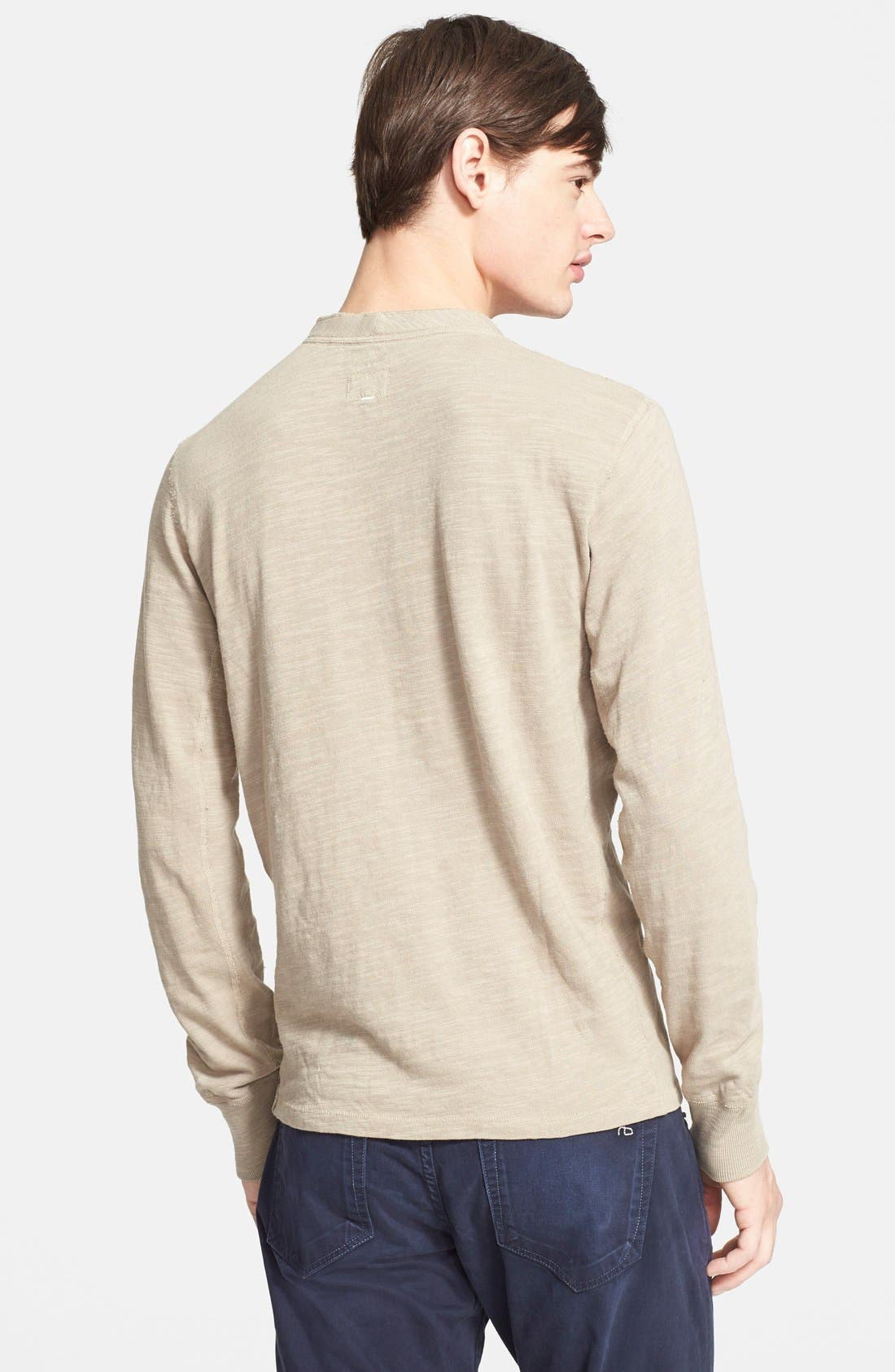 Standard Issue Slub Cotton Henley,                             Alternate thumbnail 20, color,