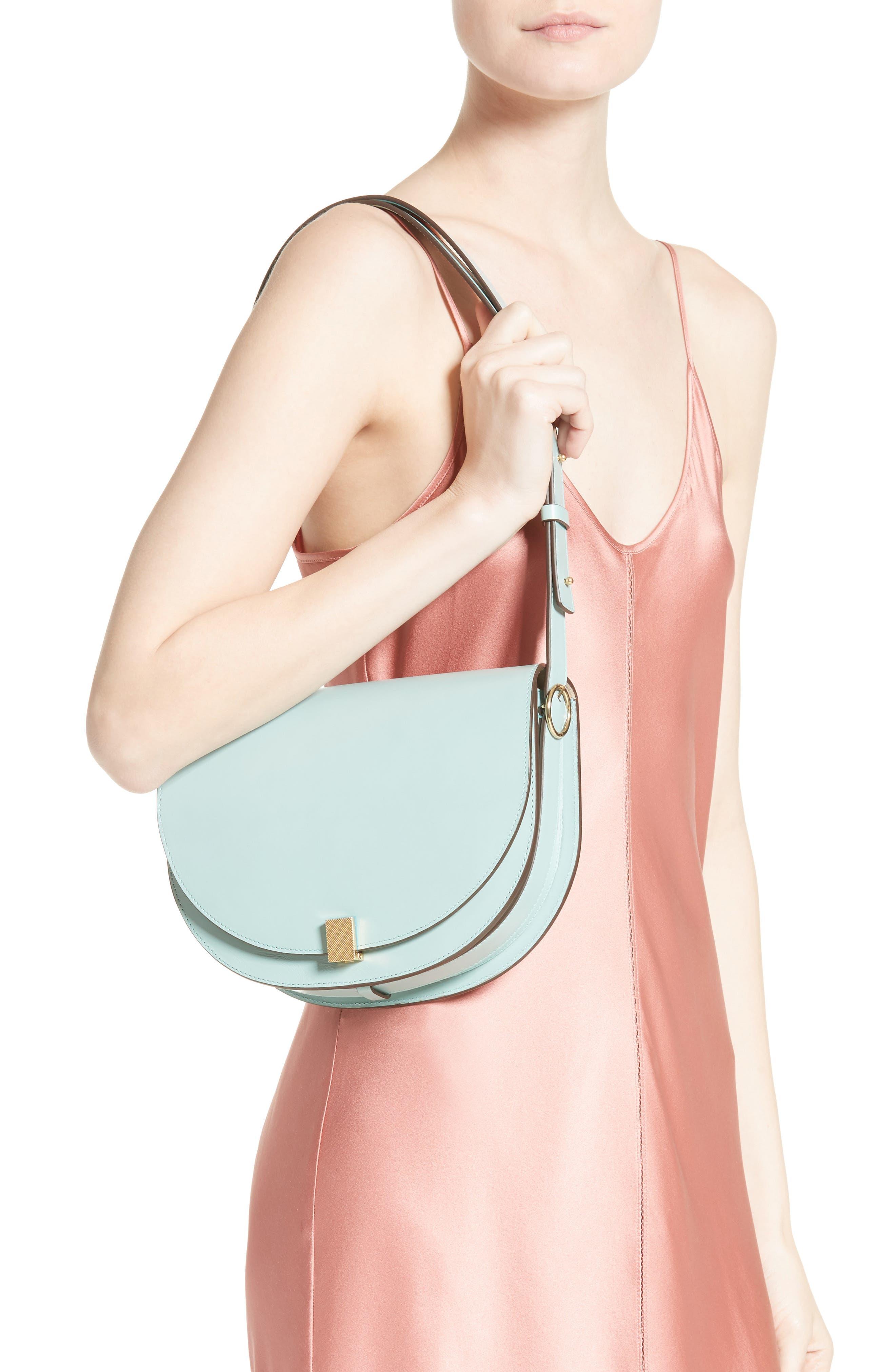 Half Moon Box Shoulder Bag,                             Alternate thumbnail 2, color,                             440