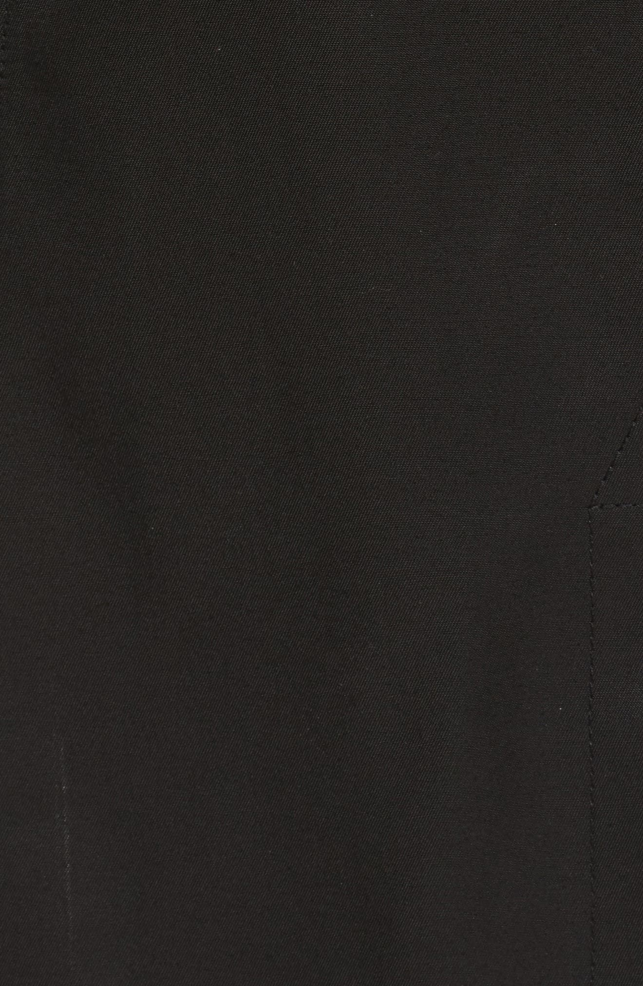 Long Trench Coat,                             Alternate thumbnail 11, color,