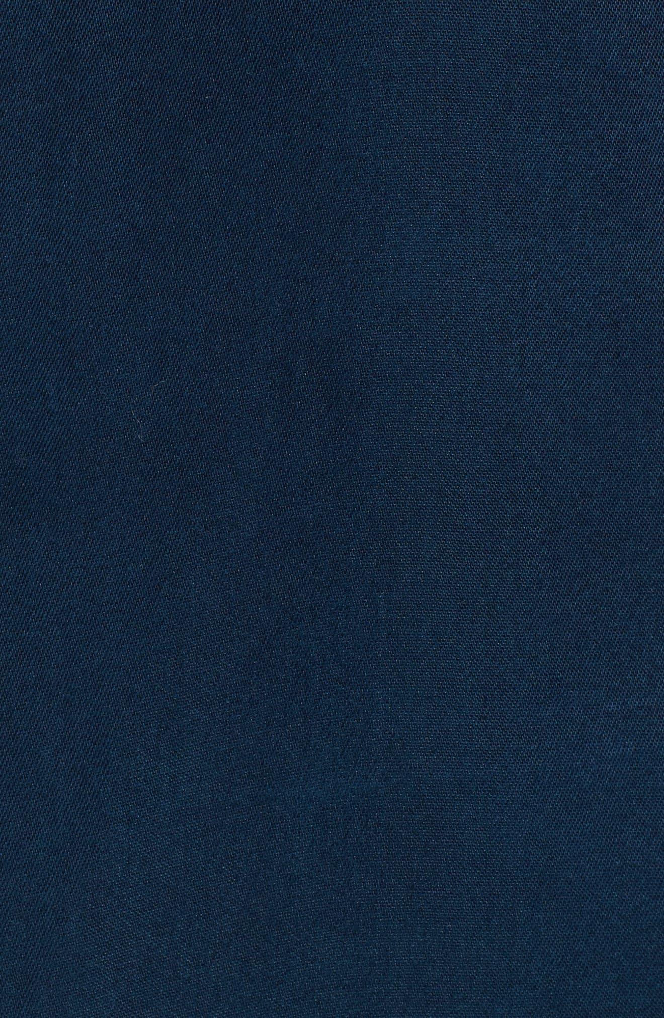 x The Blue Shirt Shop W 4th & Jane Slim Fit Shirt,                             Alternate thumbnail 5, color,                             405