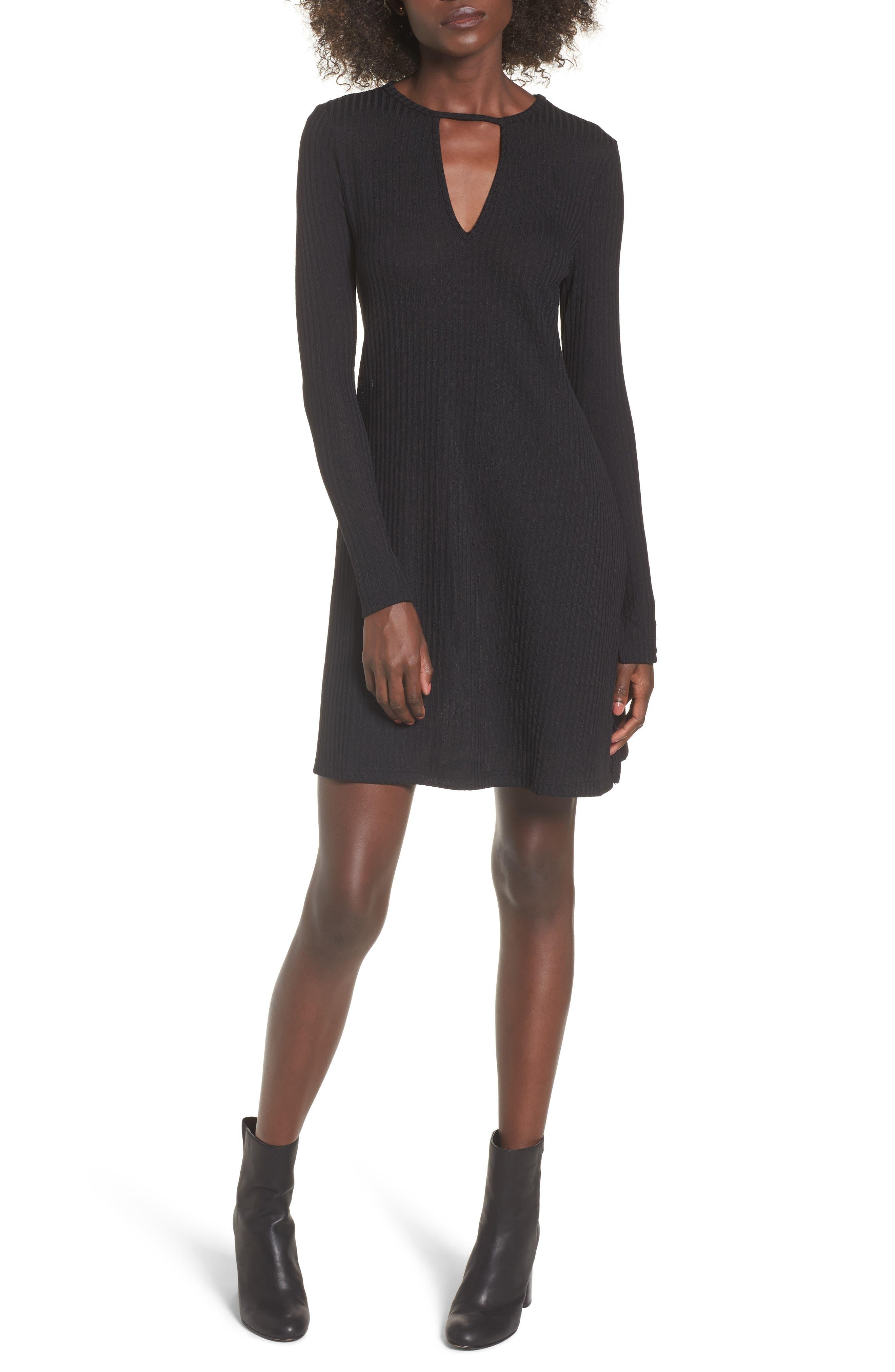 Maven Thermal Dress,                             Main thumbnail 1, color,                             001