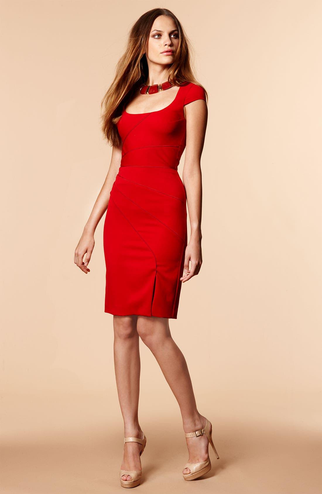 Sheath Dress,                             Alternate thumbnail 4, color,                             620
