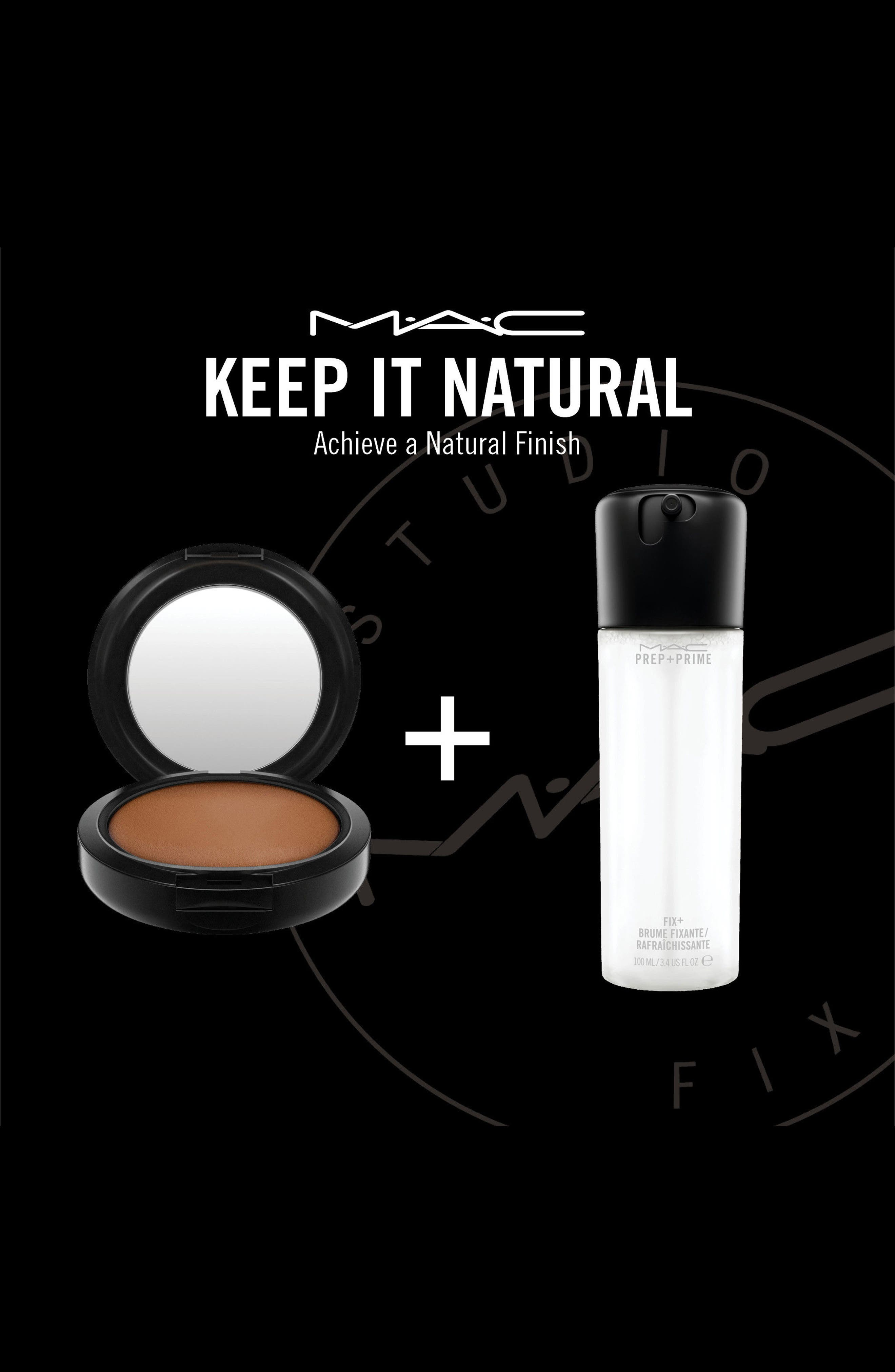 MAC Prep + Prime Fix+ Finishing Mist,                             Alternate thumbnail 2, color,                             NO COLOR