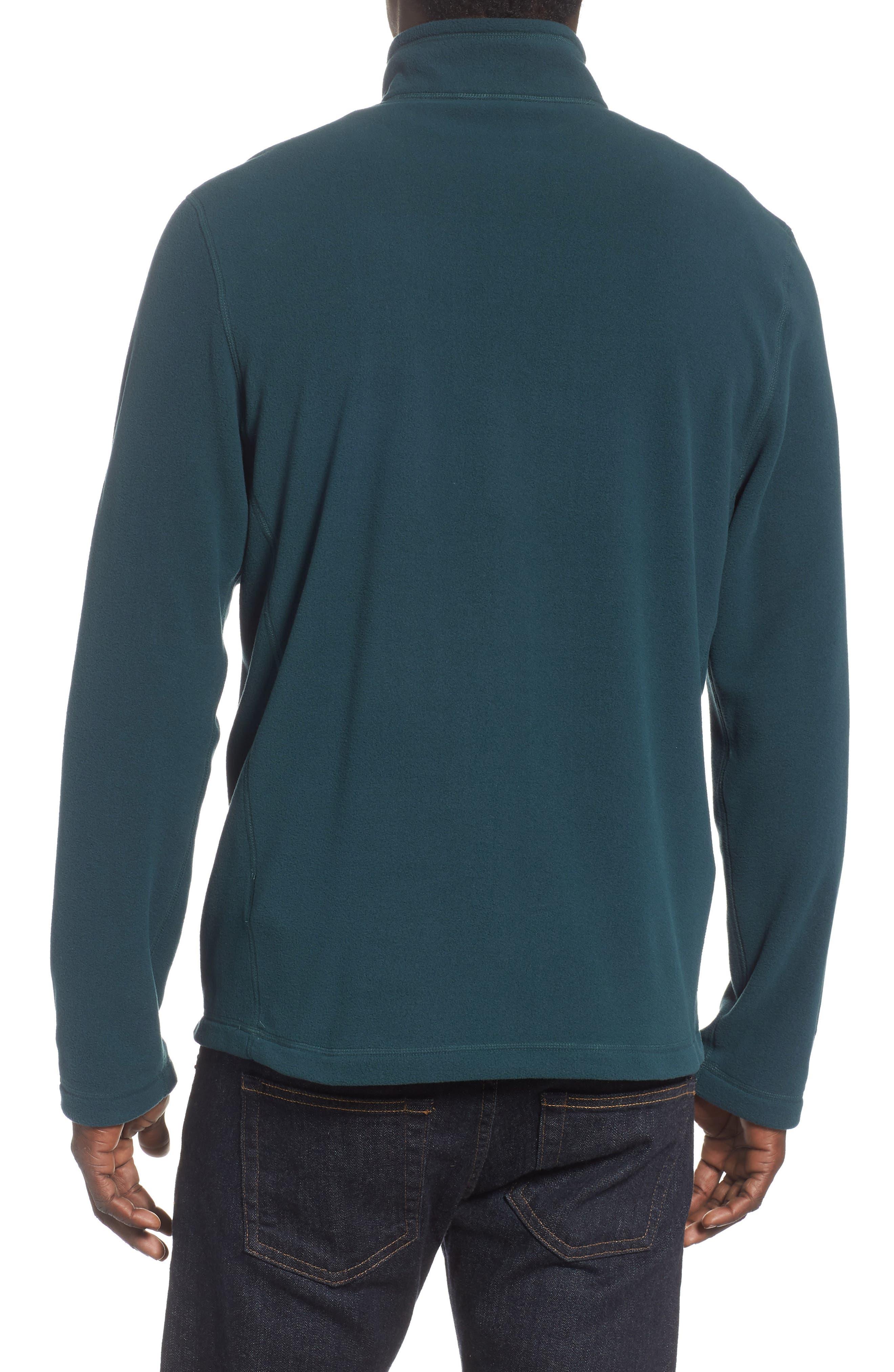 'TKA 100 Glacier' Quarter Zip Fleece Pullover,                             Alternate thumbnail 56, color,