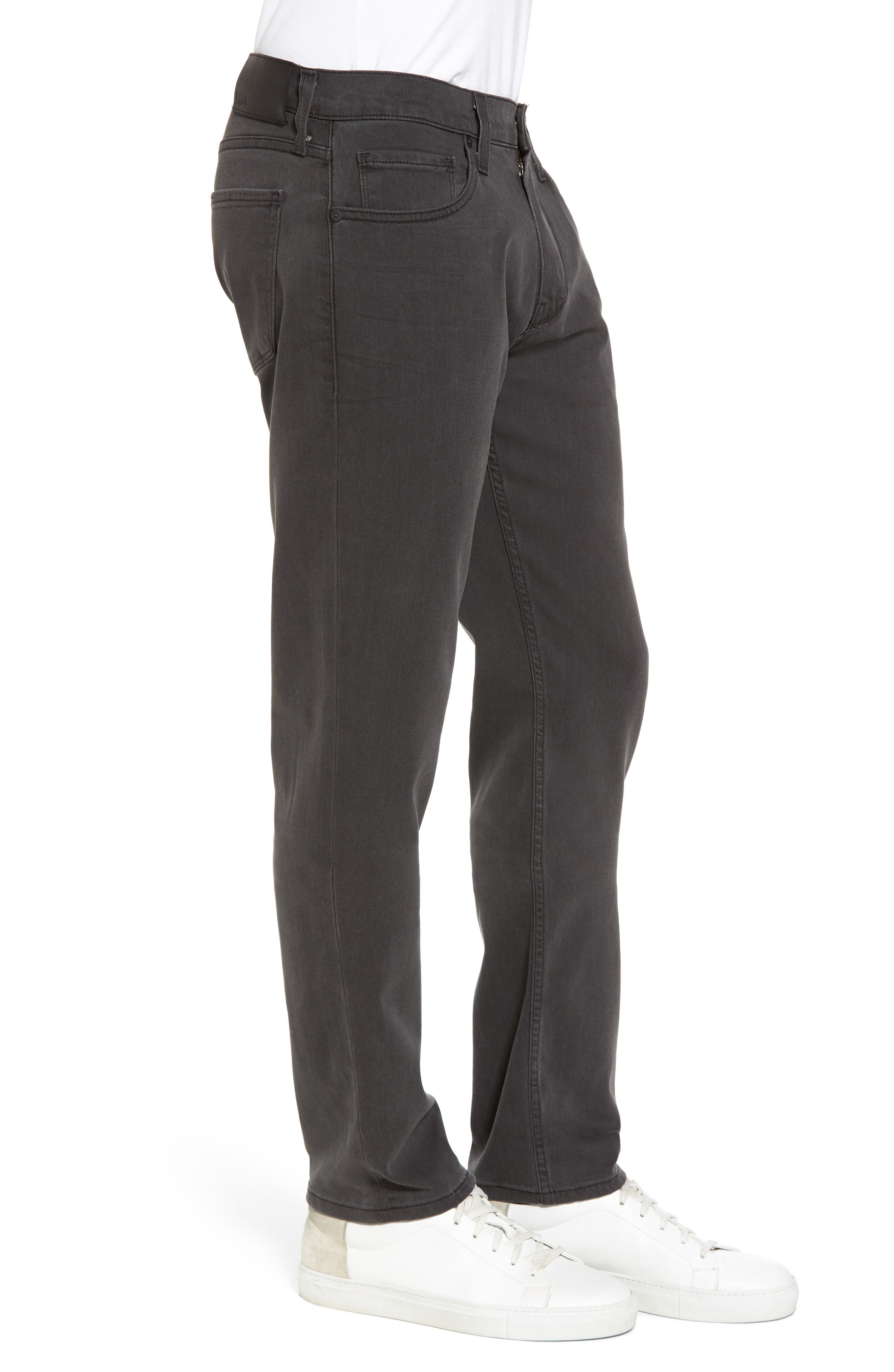 Transcend - Federal Slim Straight Leg Jeans,                             Alternate thumbnail 3, color,