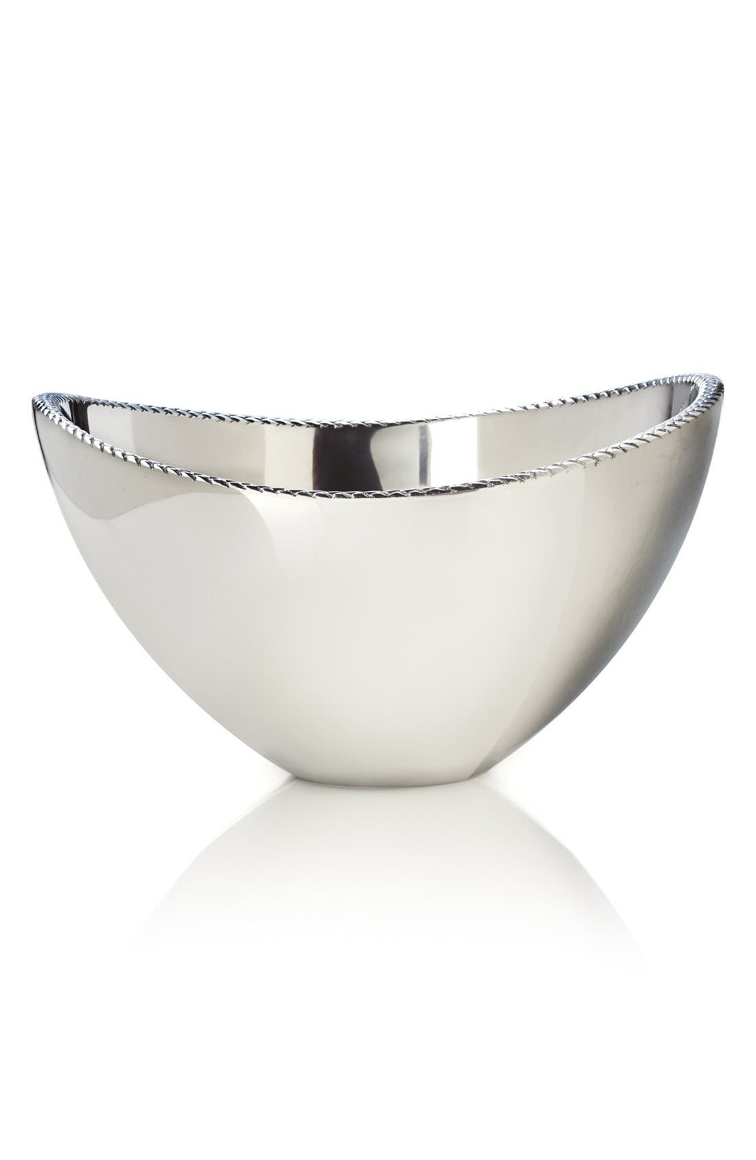 'Braid' Serving Bowl,                         Main,                         color, 040