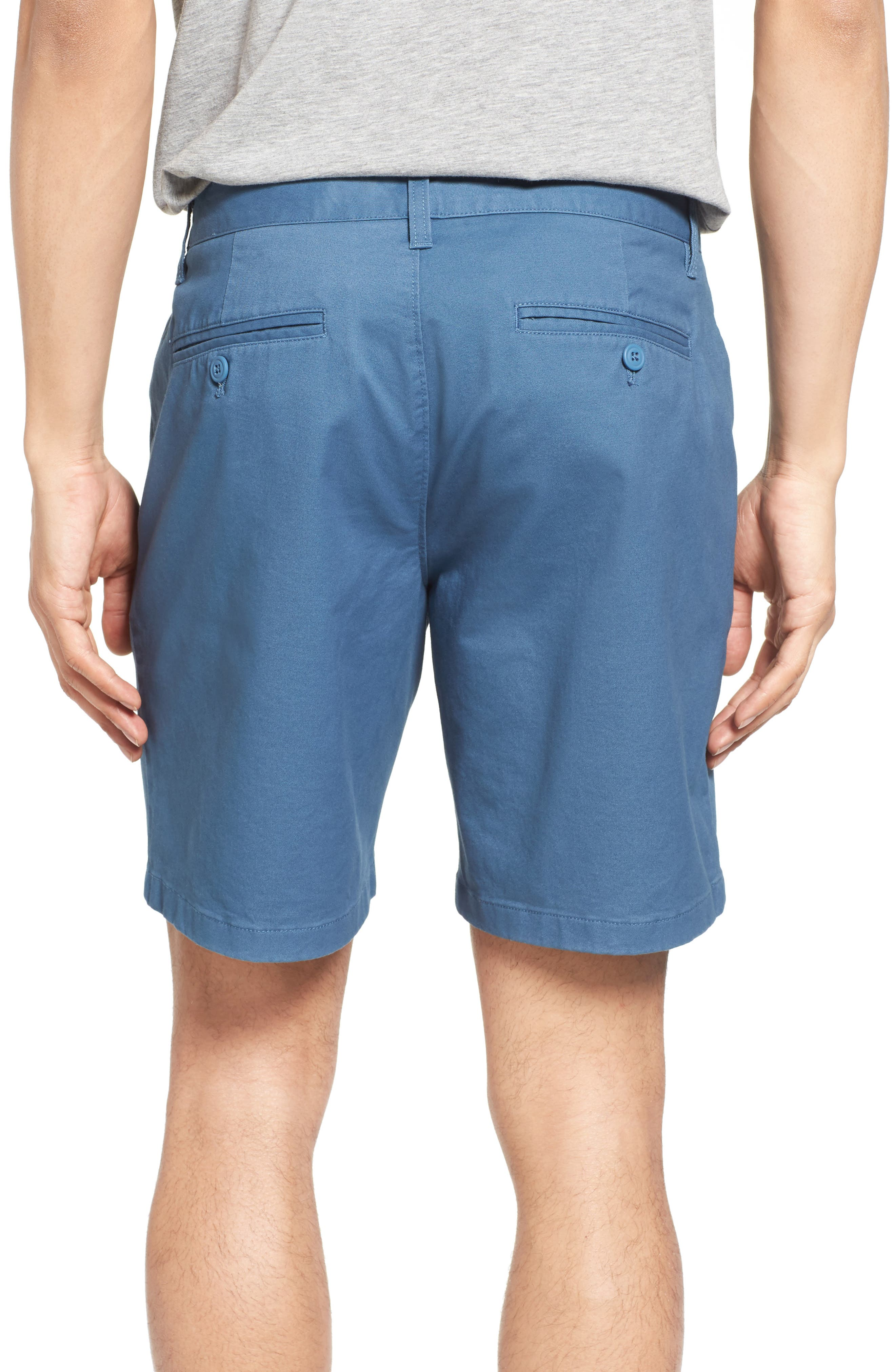 Stretch Washed Chino 7-Inch Shorts,                             Alternate thumbnail 47, color,