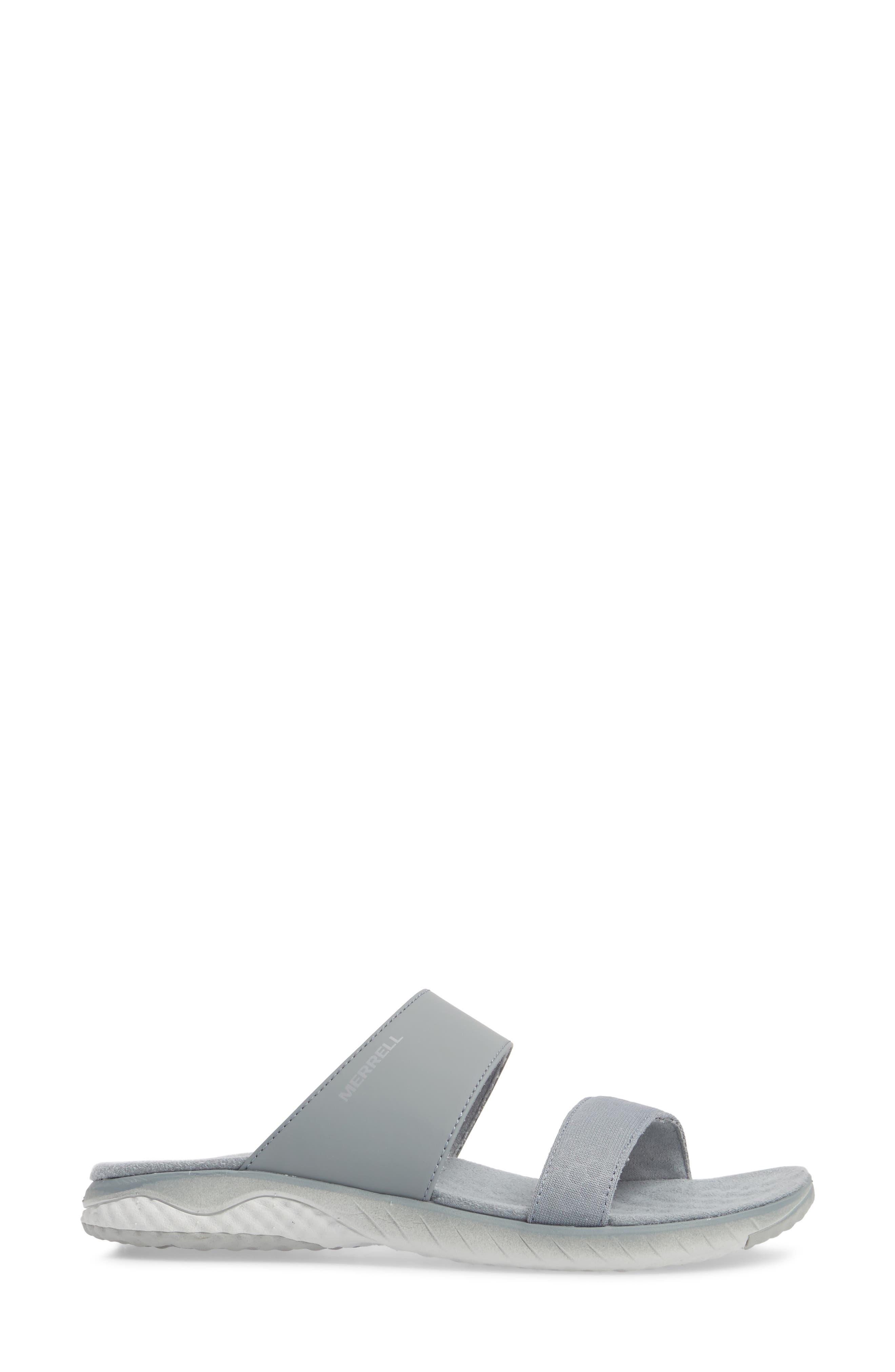 1SIX8 Linna Air Cushion+ Slide Sandal,                             Alternate thumbnail 10, color,