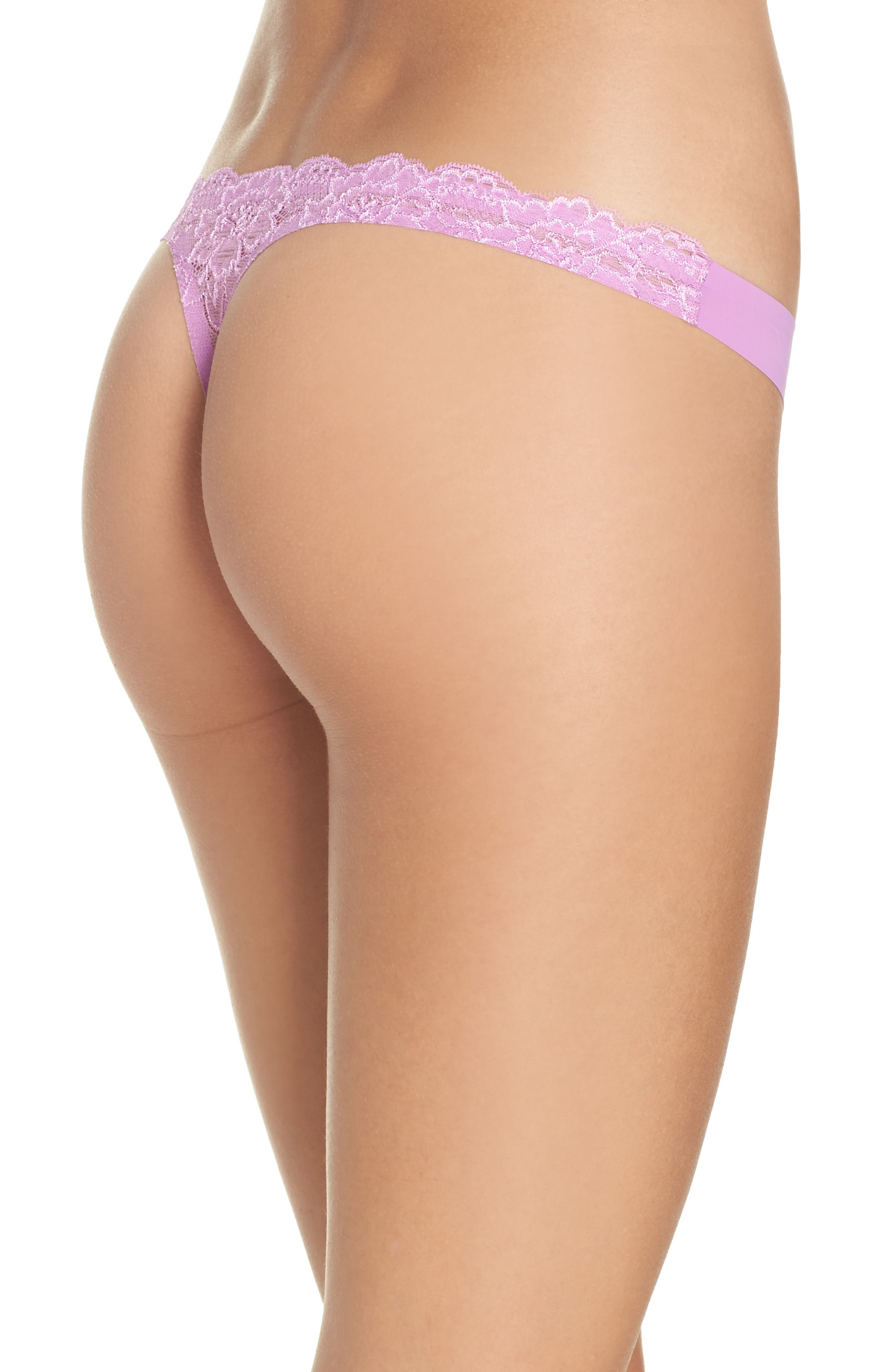 Intimately FP Smooth Thong,                             Alternate thumbnail 14, color,