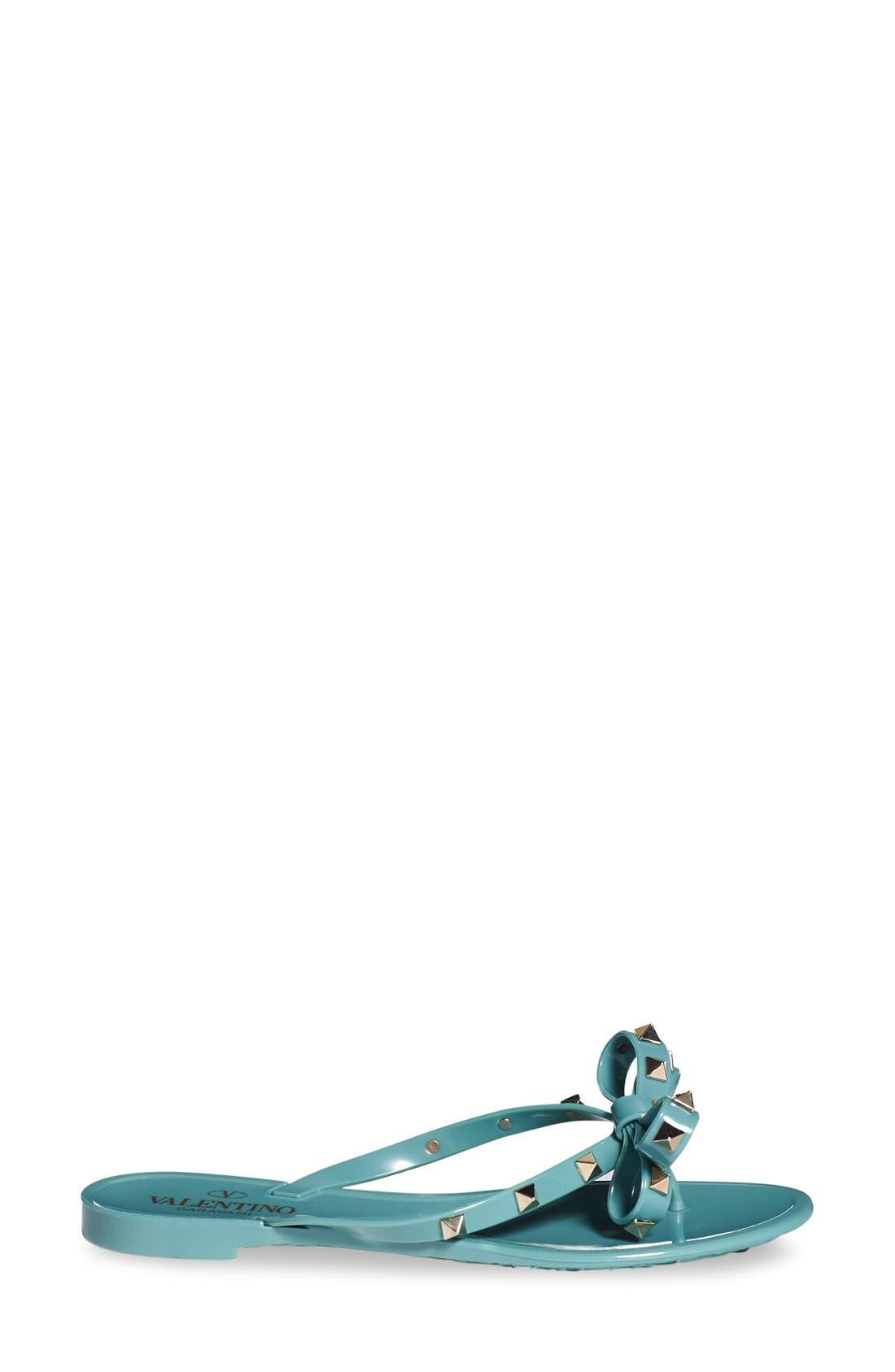 'Rockstud' Flip Flop,                             Alternate thumbnail 104, color,