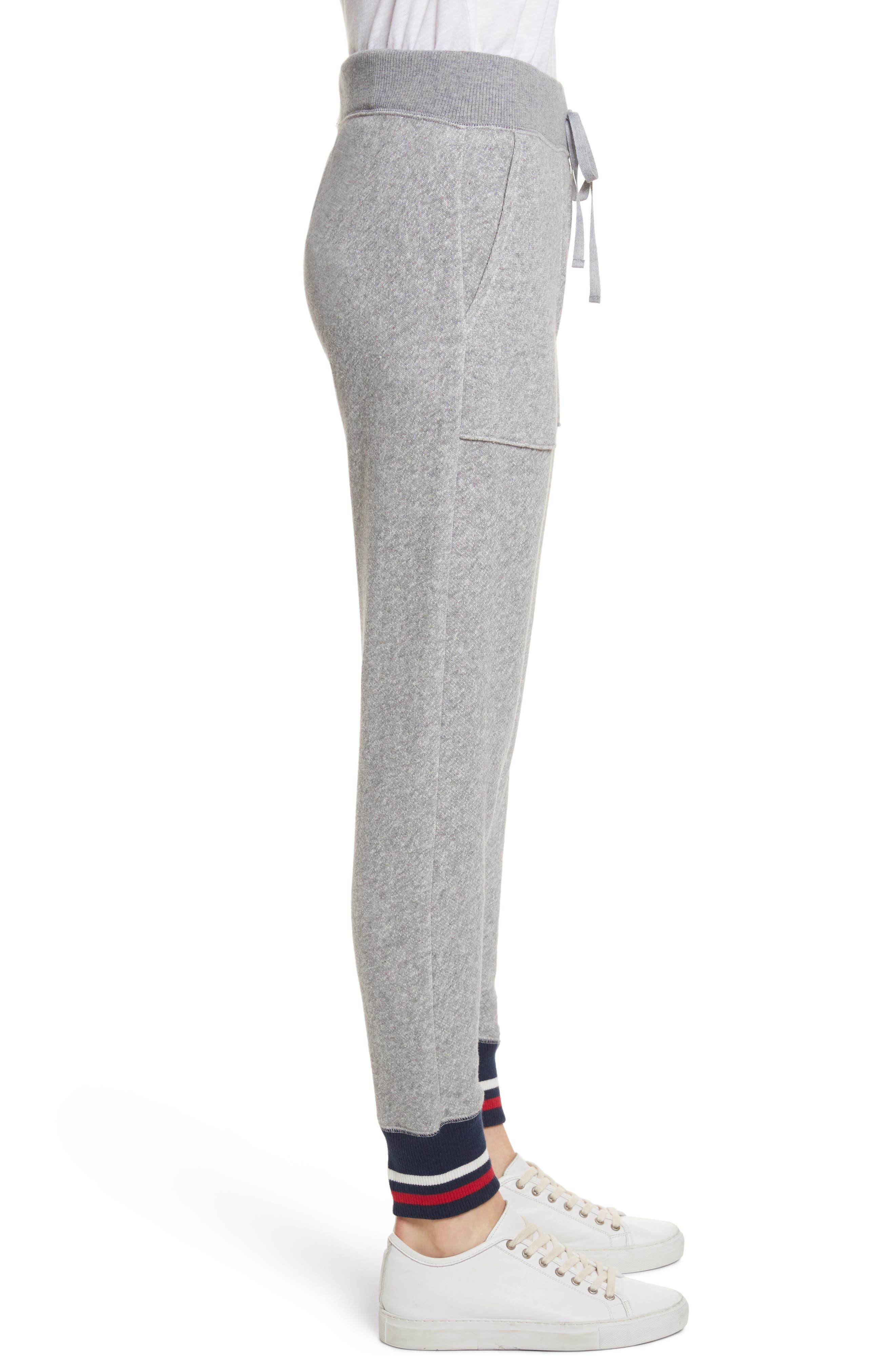 Denicah Cotton Sweatpants,                             Alternate thumbnail 3, color,