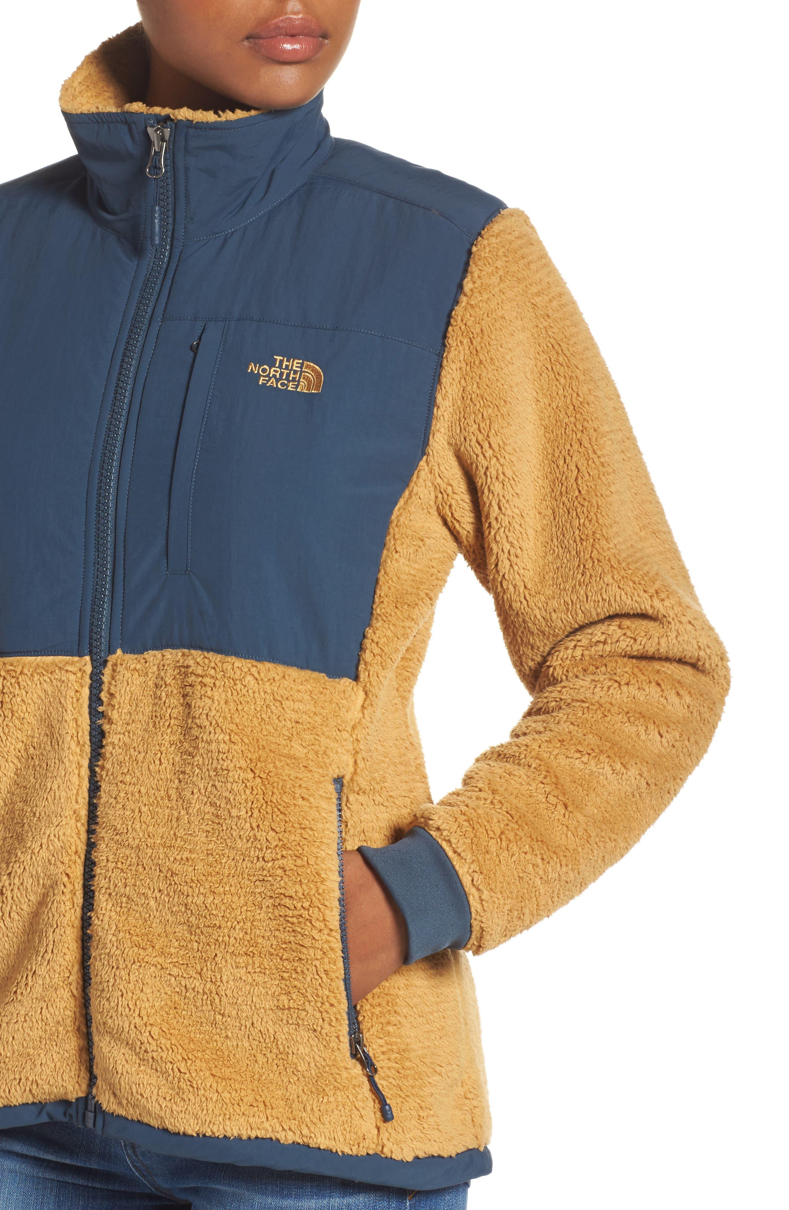 Novelty Denali Fleece Jacket,                             Alternate thumbnail 4, color,                             251