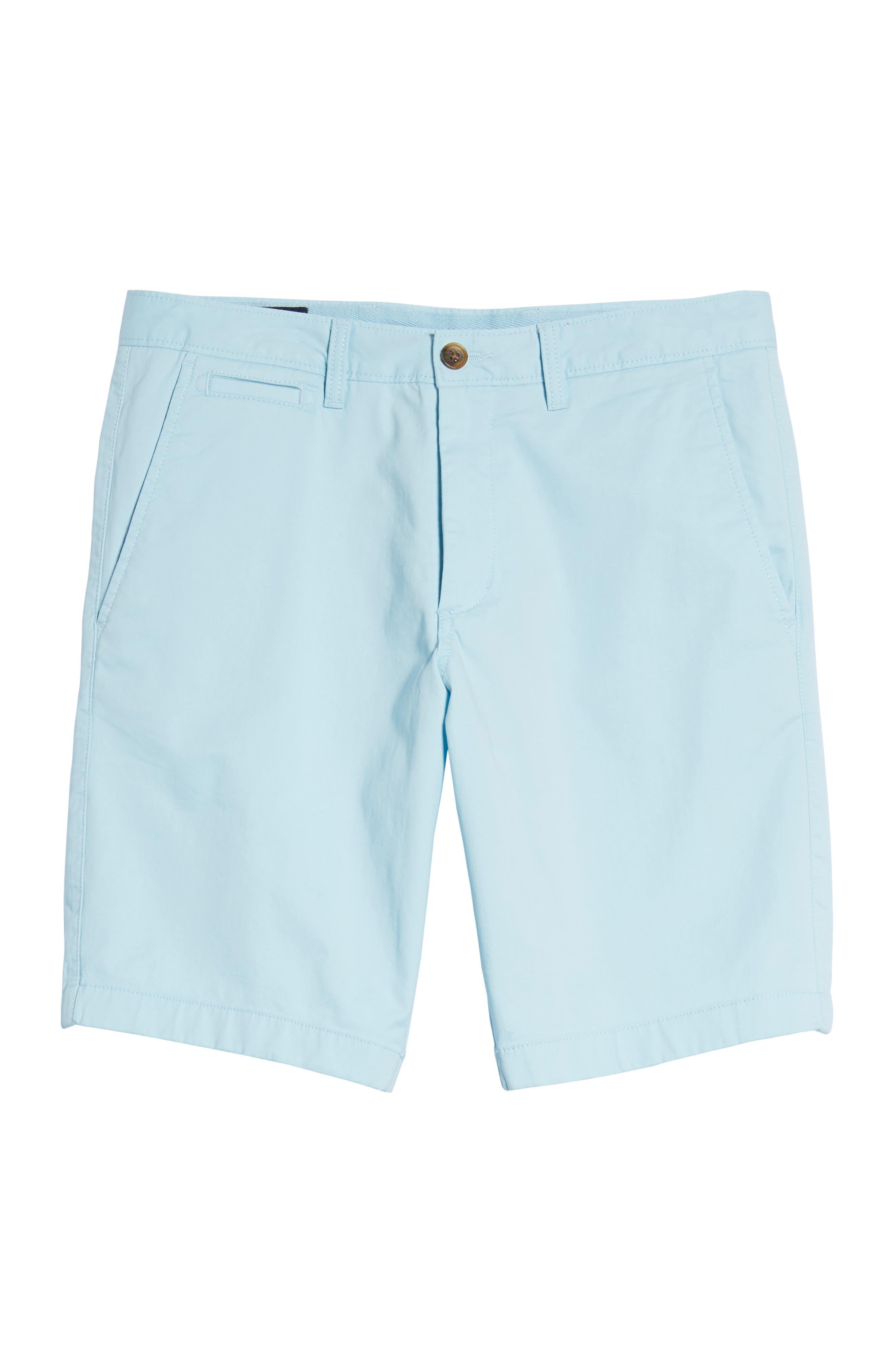 Ballard Slim Fit Stretch Chino 11-Inch Shorts,                             Alternate thumbnail 85, color,