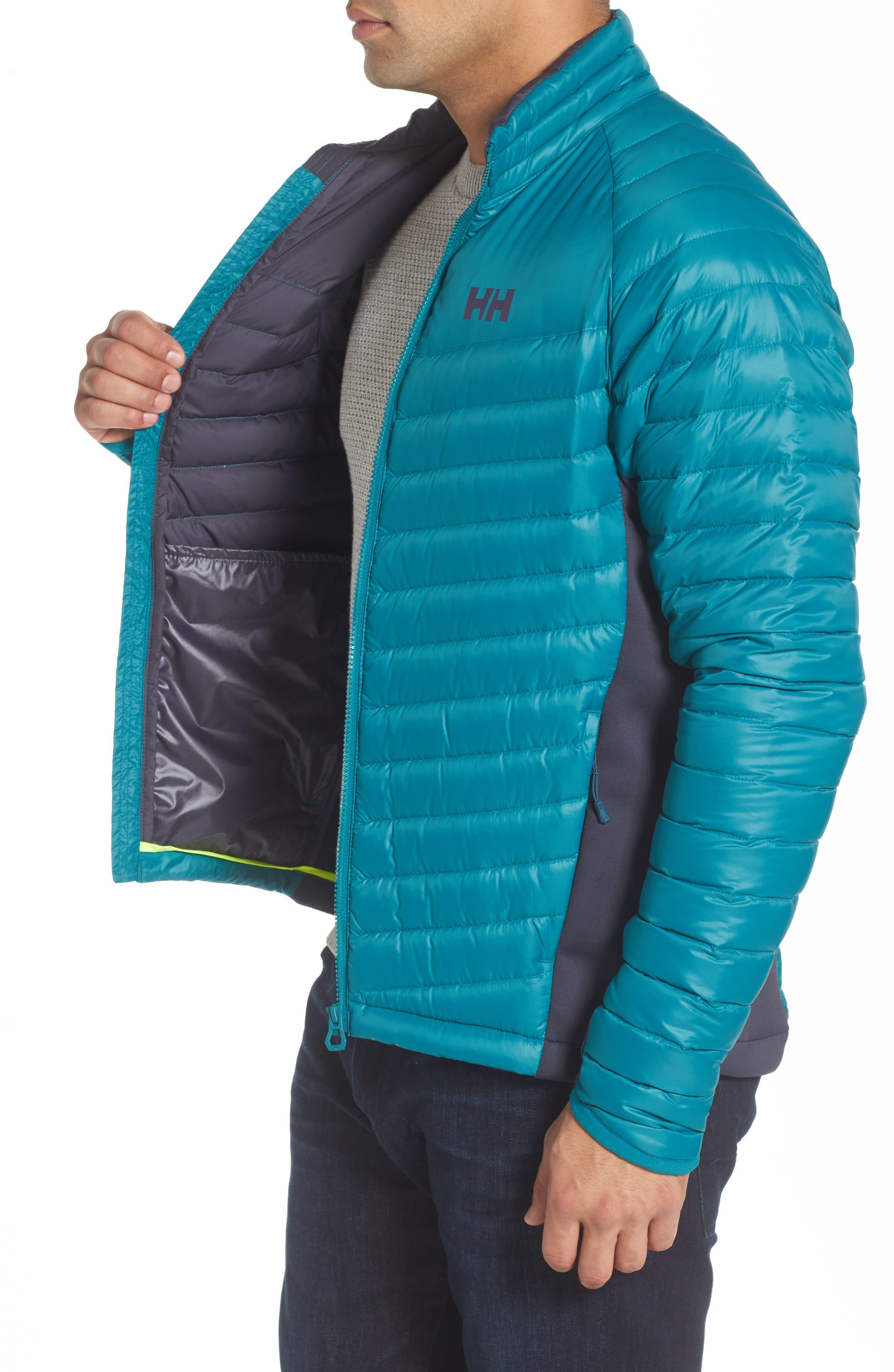 Verglas Insulator Hybrid Jacket,                             Alternate thumbnail 8, color,