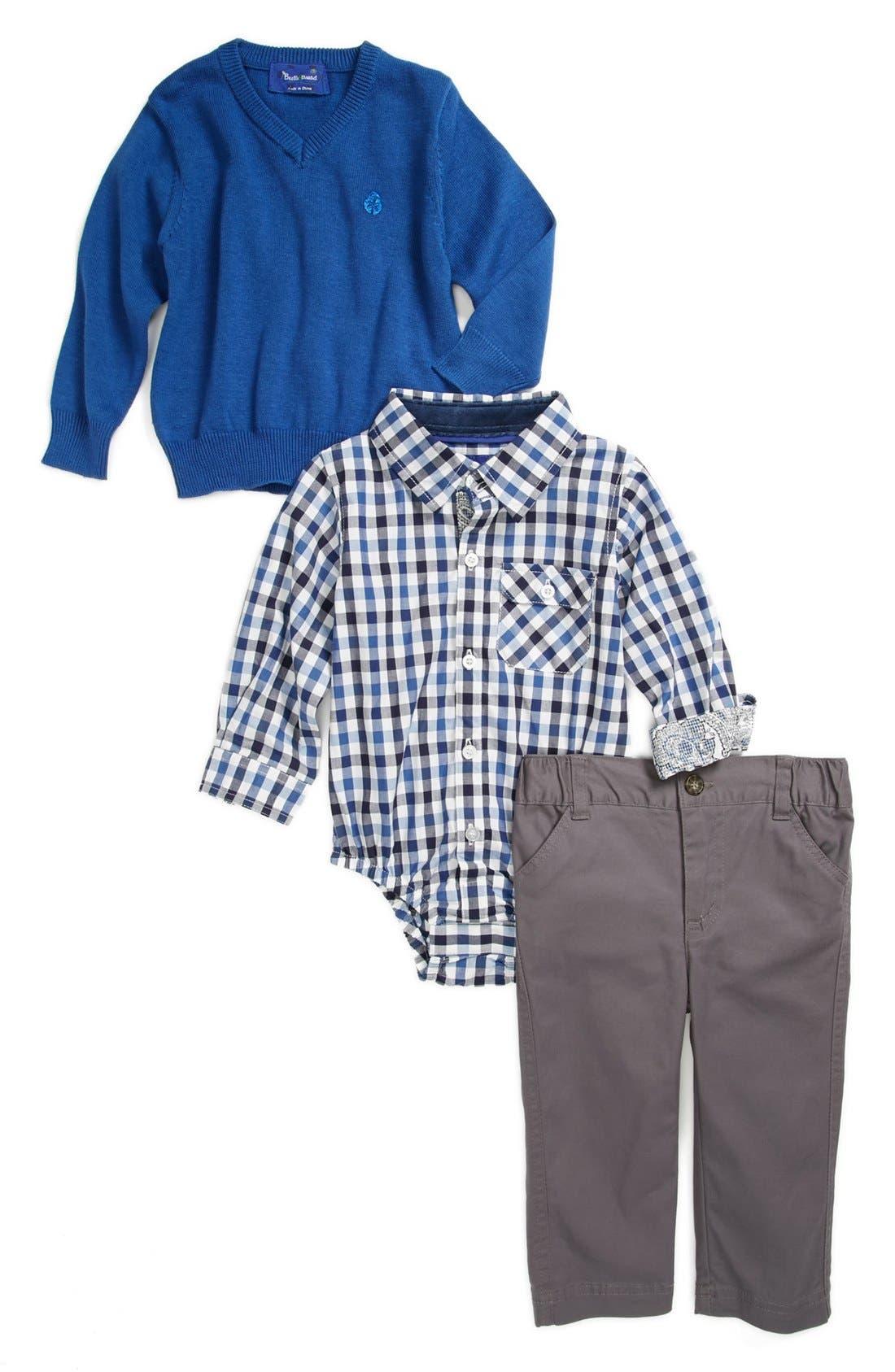 Beetle & Thread Sweater, Bodysuit & Pants,                             Main thumbnail 1, color,                             430