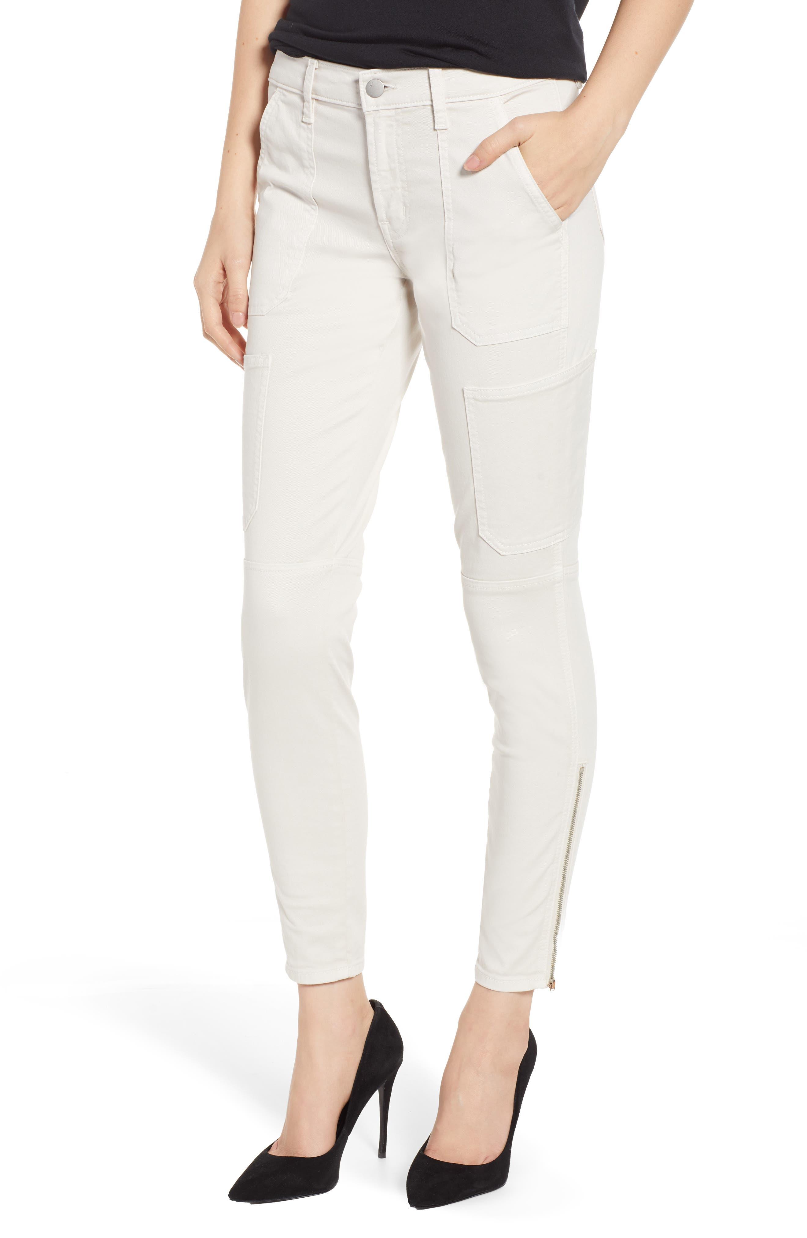 Skinny Utility Pants In Sunstone