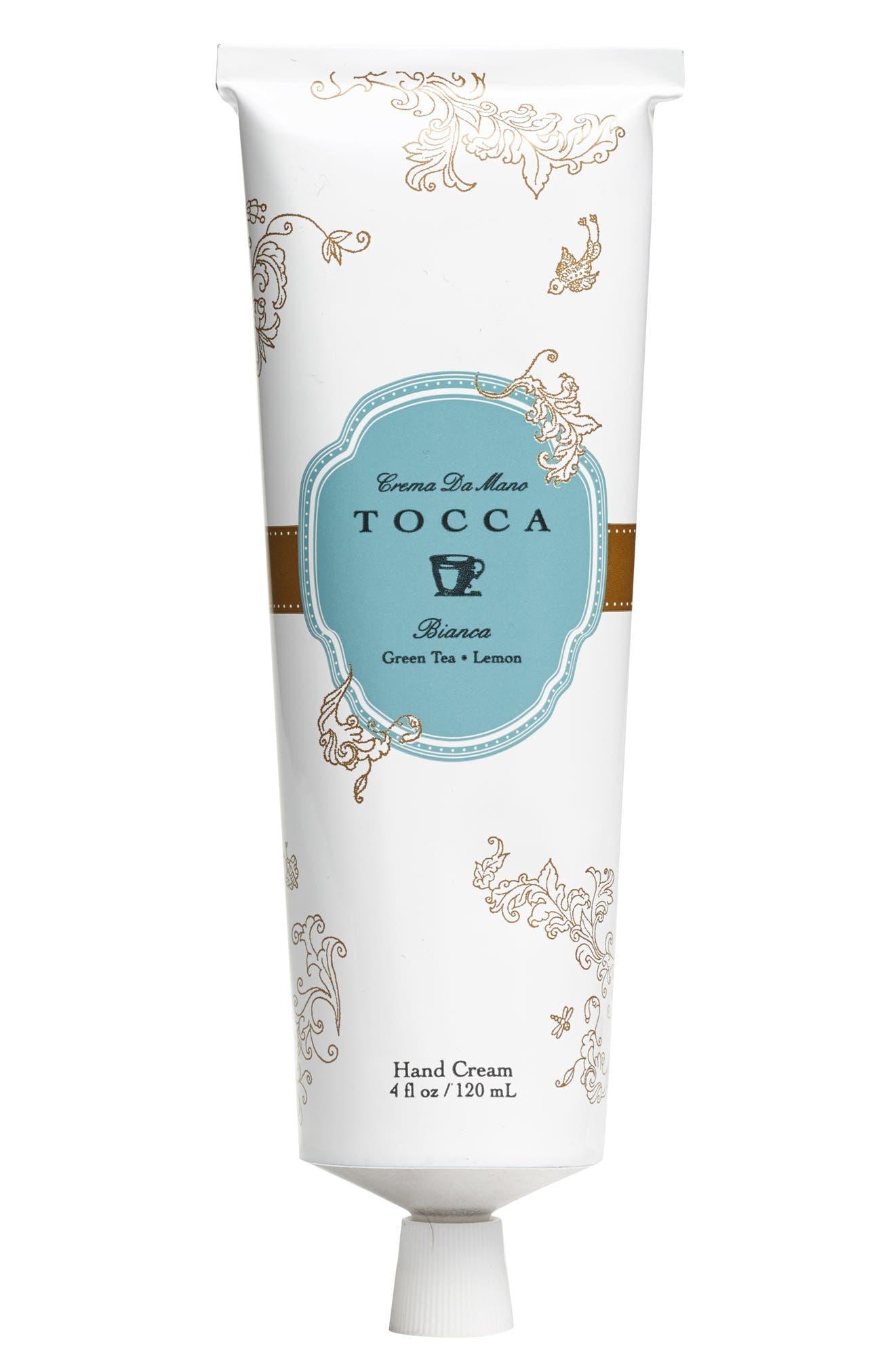 Bianca Hand Cream,                             Main thumbnail 1, color,                             NO COLOR
