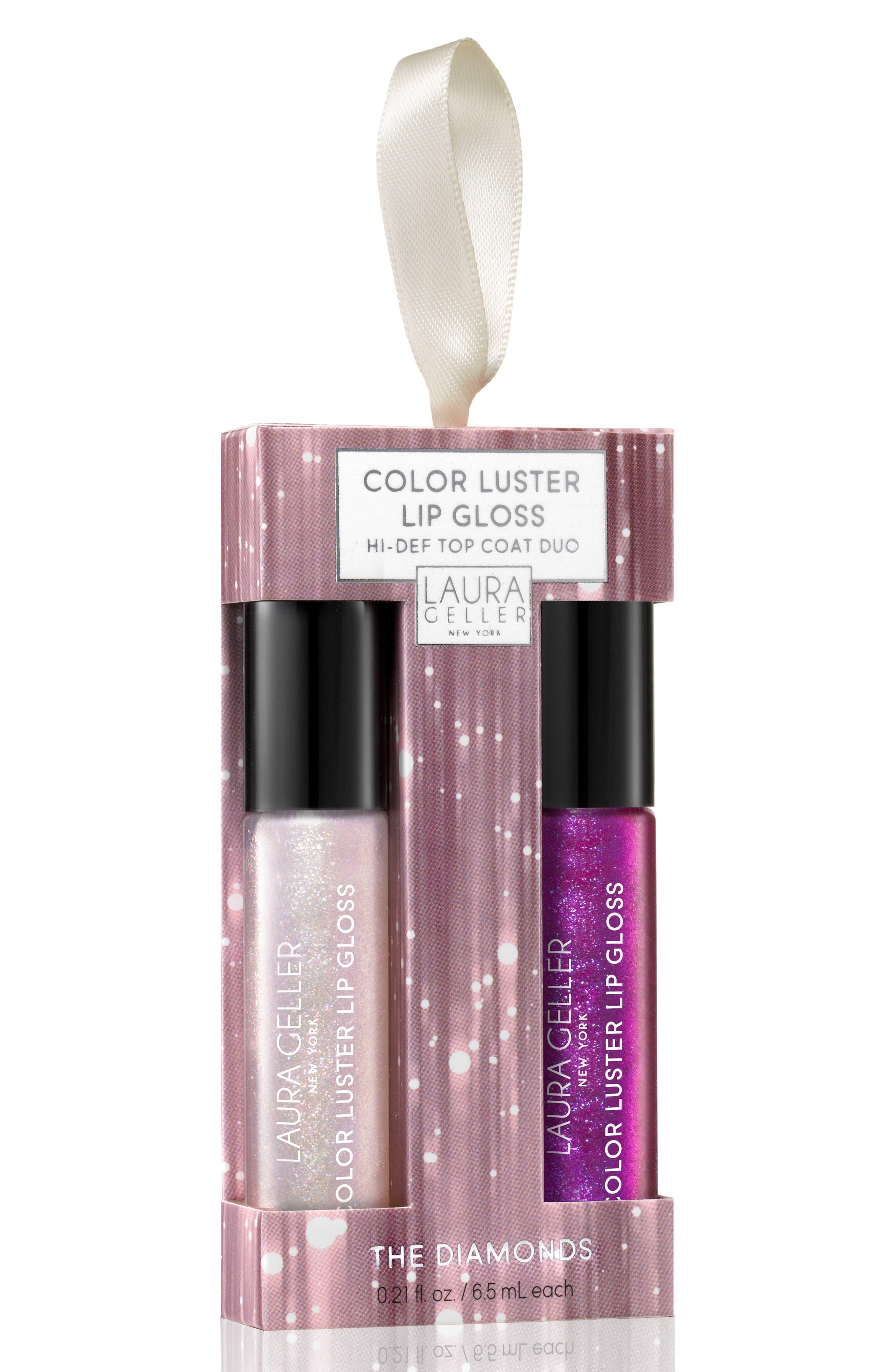 Color Luster Lip Topper Duo,                             Alternate thumbnail 2, color,                             650