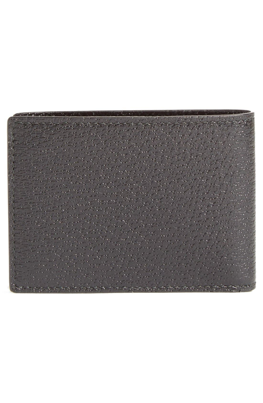 Marmont Leather Wallet,                             Alternate thumbnail 9, color,