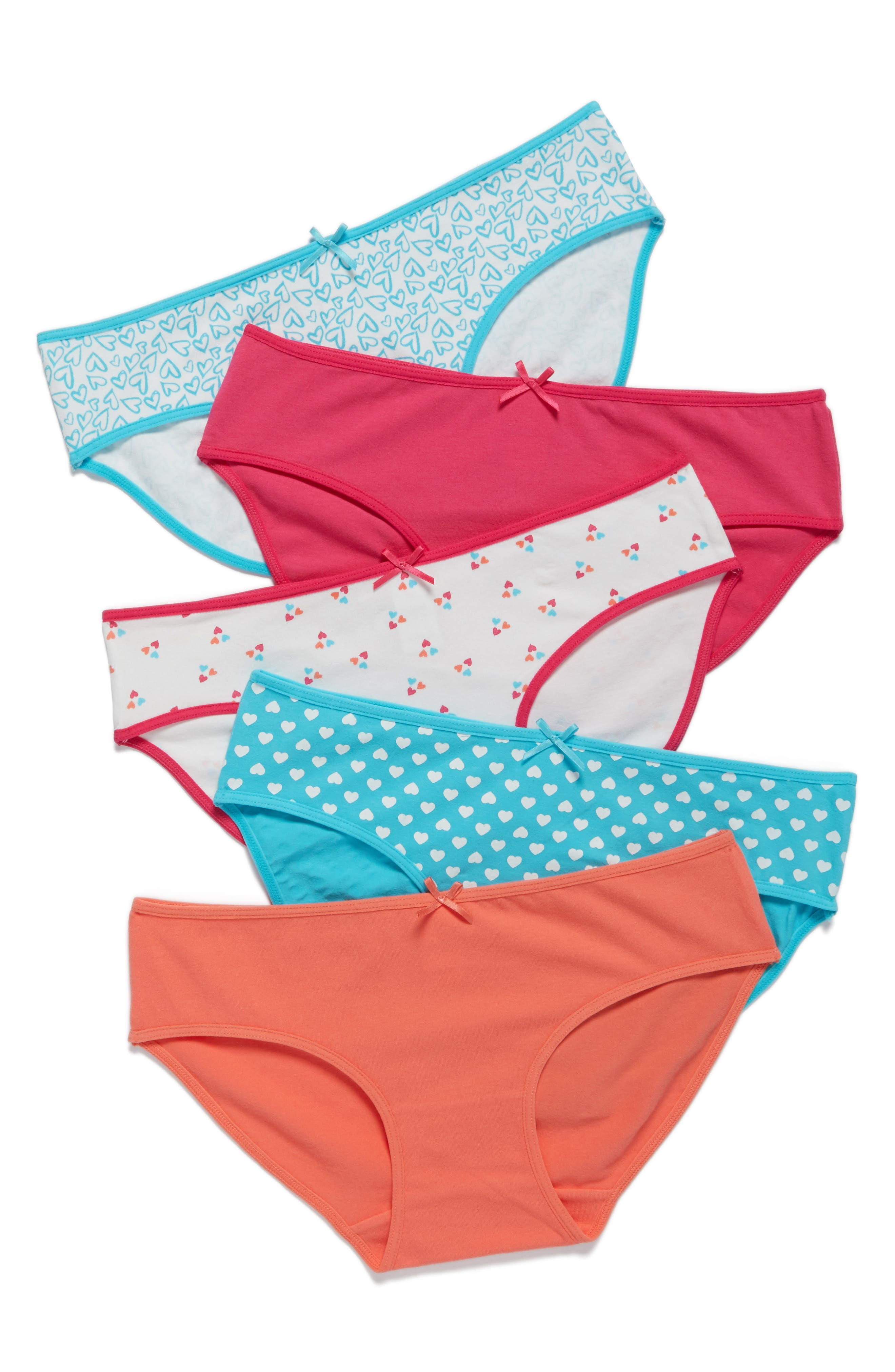 5-Pack Hipster Briefs,                             Alternate thumbnail 154, color,