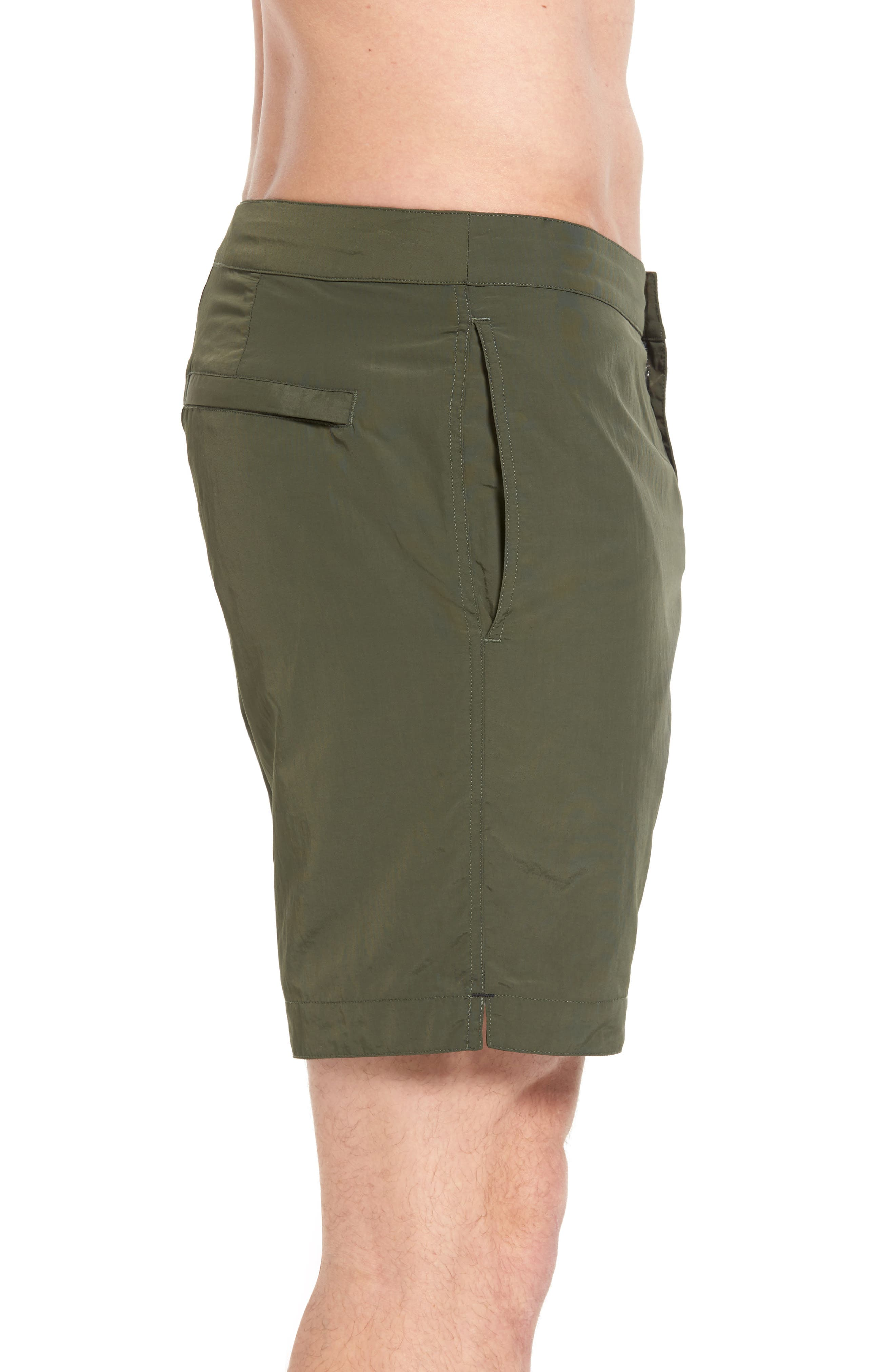 'Aruba - Island' Tailored Fit 8.5 Inch Board Shorts,                             Alternate thumbnail 12, color,
