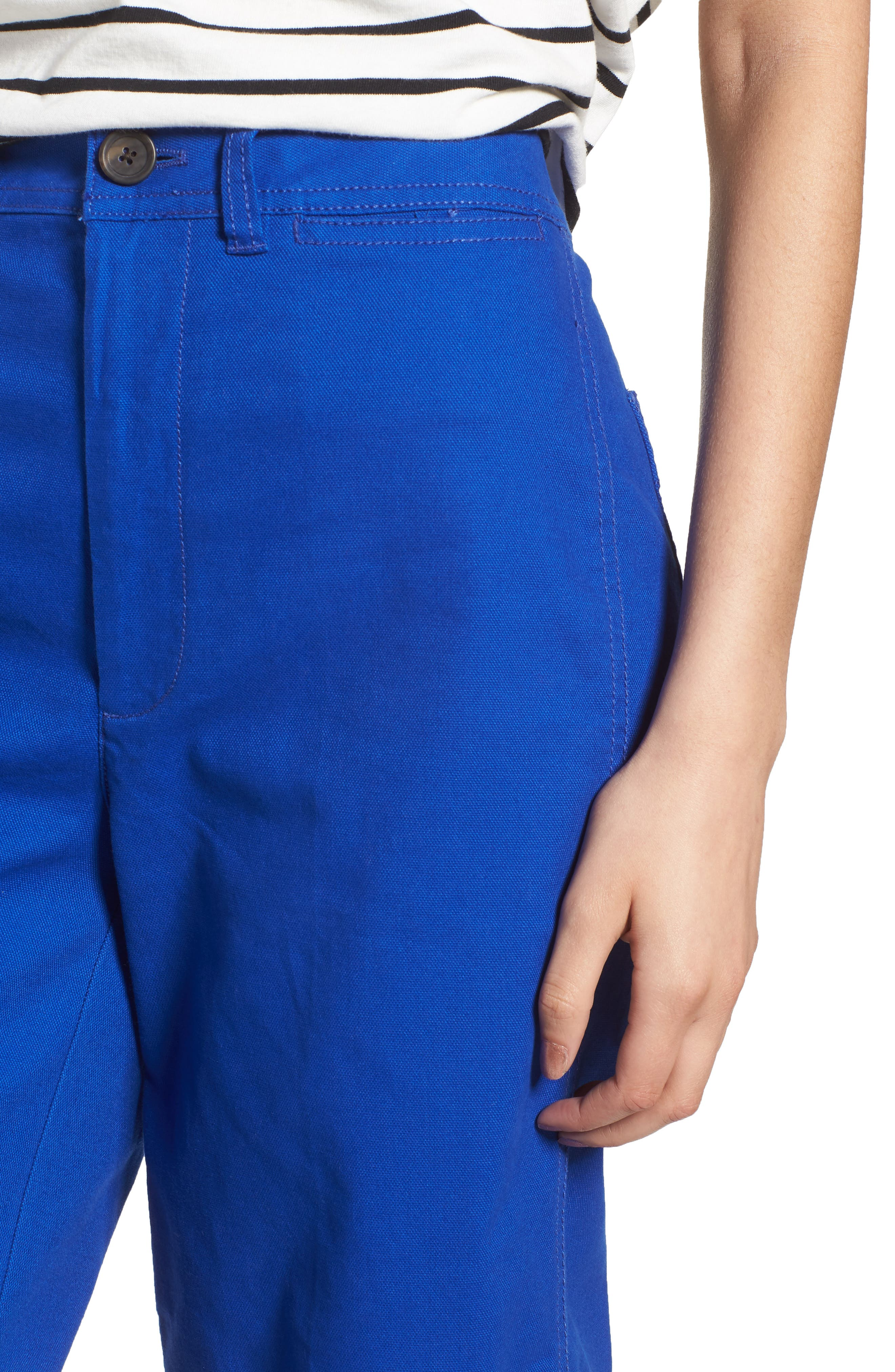 Emmett Crop Wide Leg Pants,                             Alternate thumbnail 14, color,