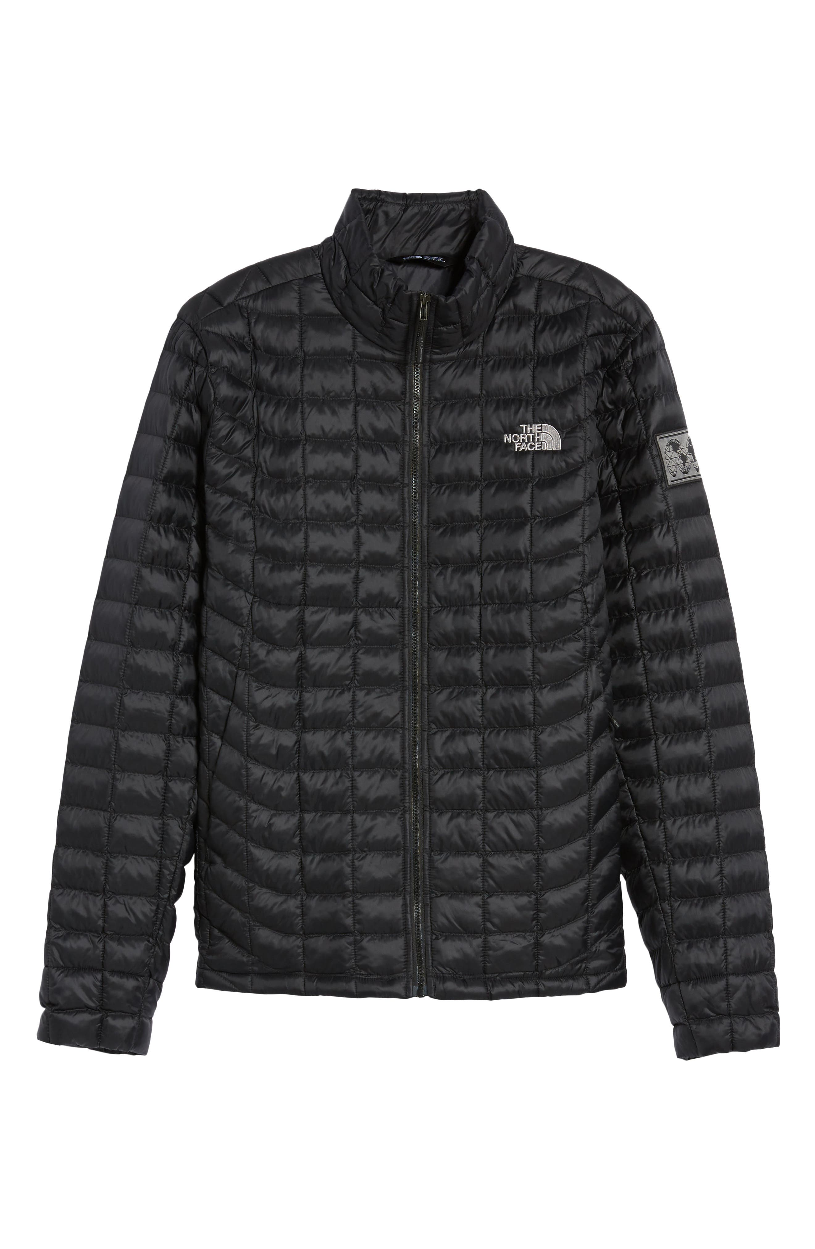 International Collection ThermoBall PrimaLoft<sup>®</sup> Jacket,                             Alternate thumbnail 5, color,                             001