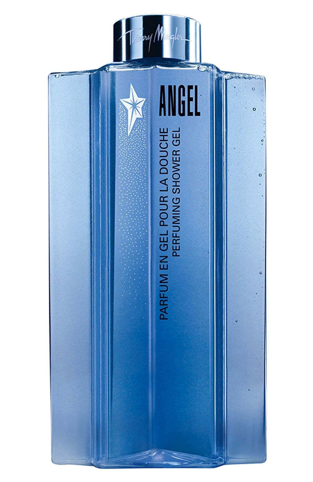 Angel by Mugler Perfuming Shower Gel,                             Main thumbnail 1, color,                             NO COLOR