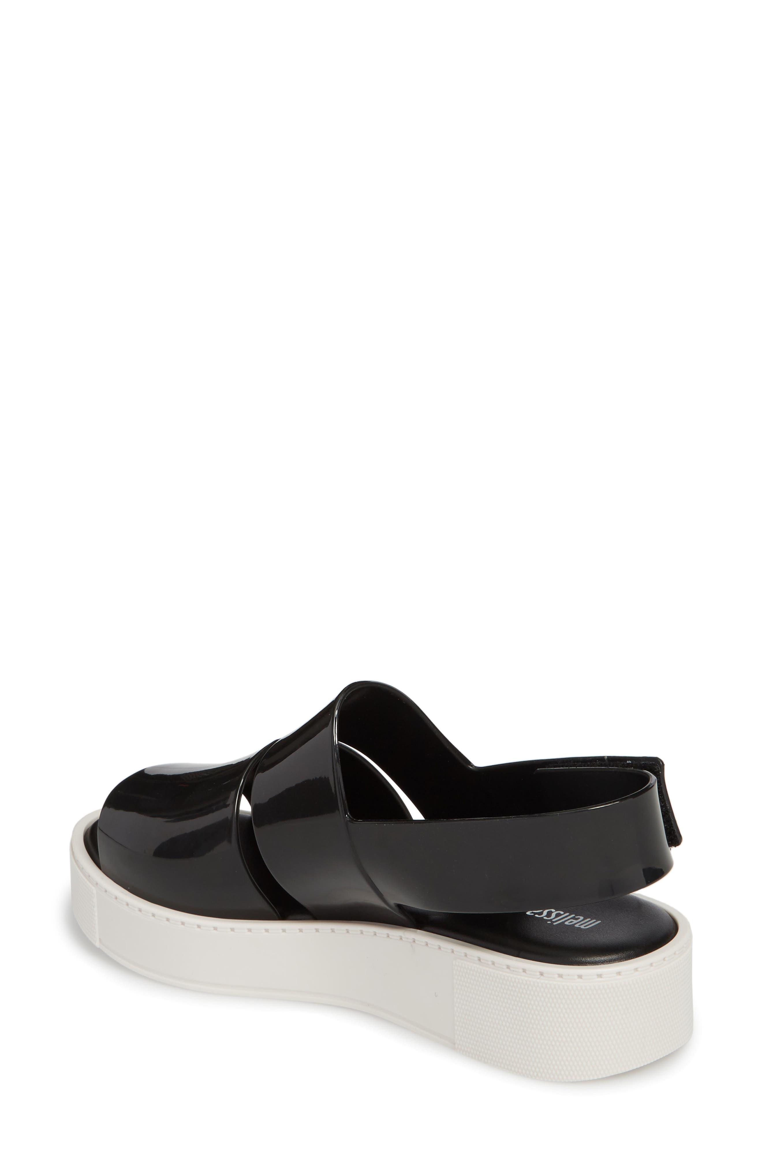 Soho Platform Sandal,                             Alternate thumbnail 2, color,                             001
