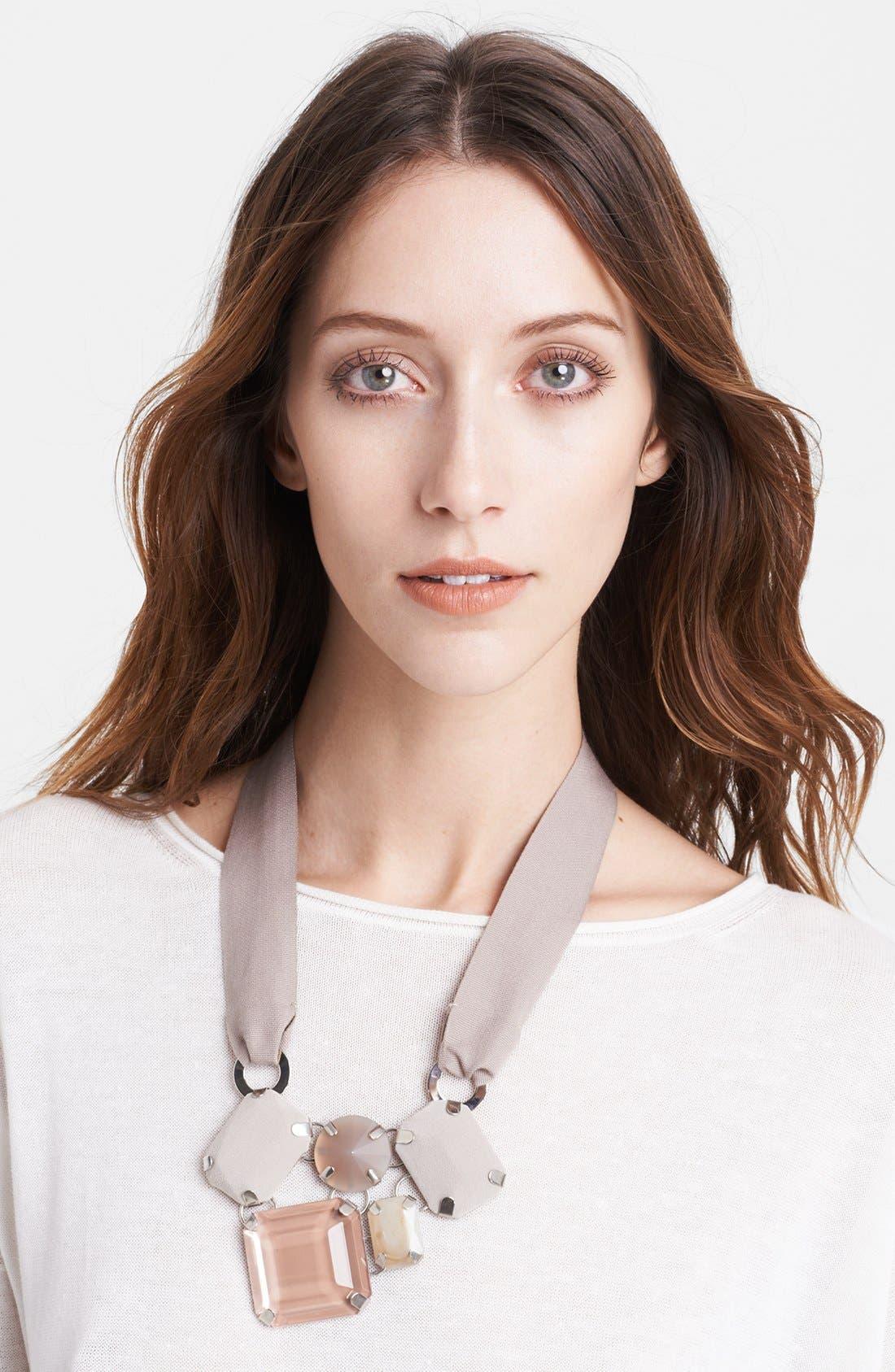 Fabiana Filippi Multi Stone Necklace