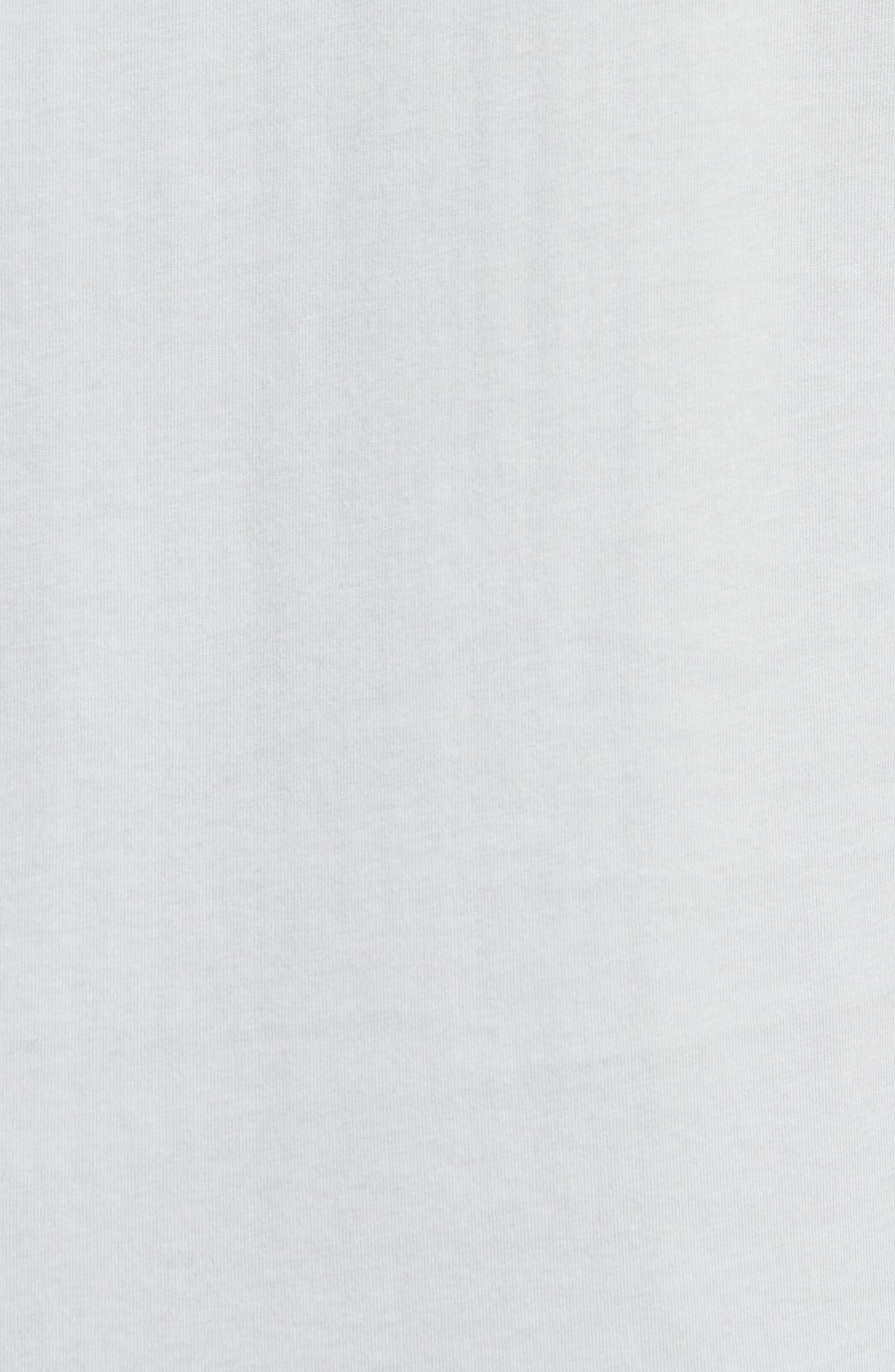Embroidered Slash T-Shirt,                             Alternate thumbnail 9, color,