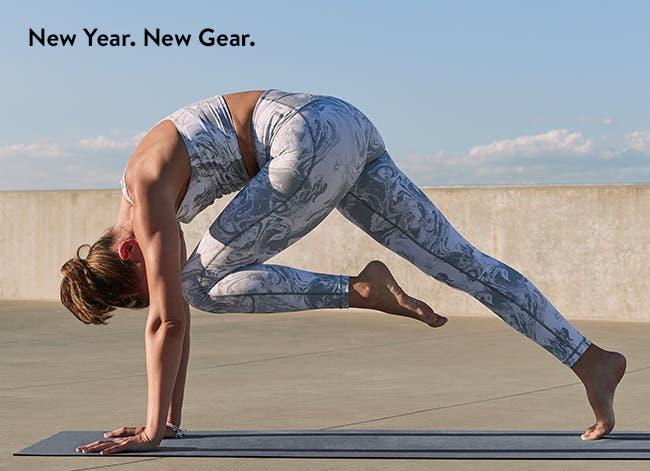 New year. New gear. Workout wear for women.