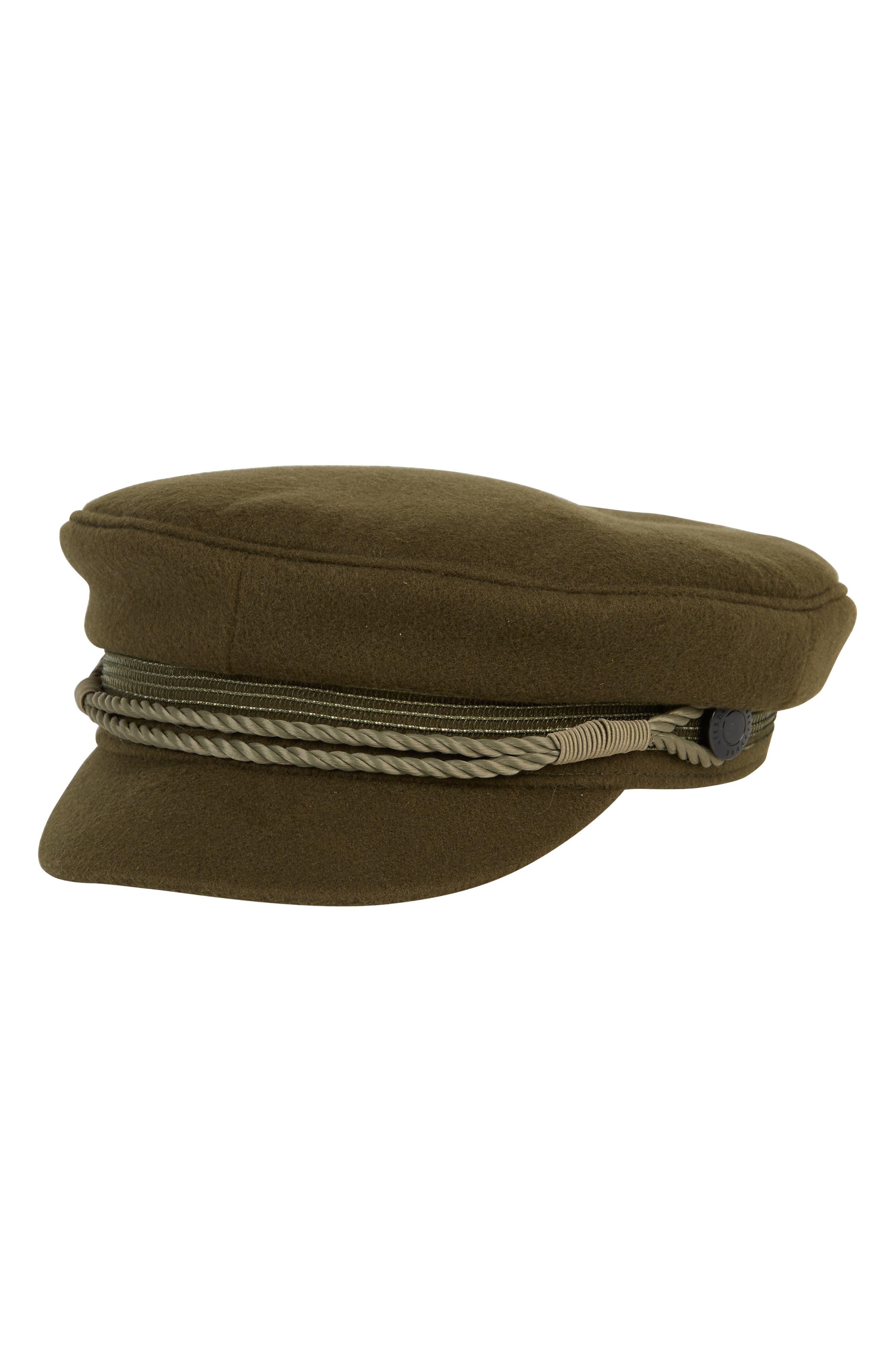 Jack Baker Boy Hat,                         Main,                         color, OLIVE