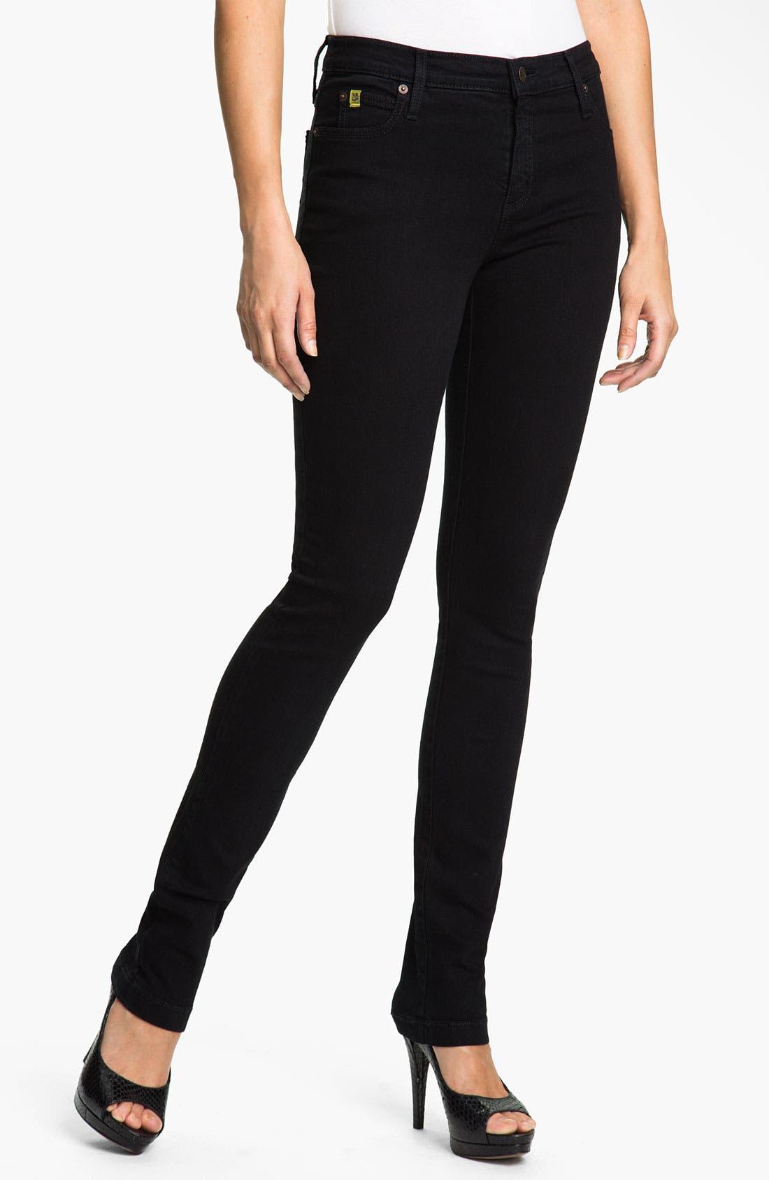 Skinny Jeans,                             Main thumbnail 1, color,                             001