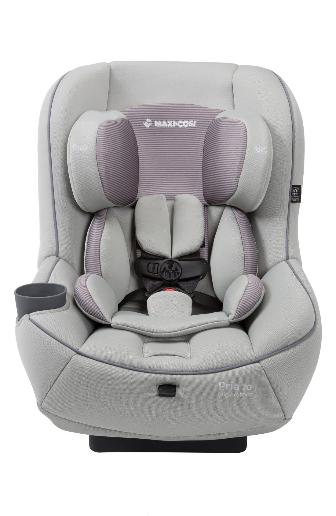 Infant MaxiCosi Pria(TM) 70 Infant  Toddler Convertible Car Seat Size One Size  Grey