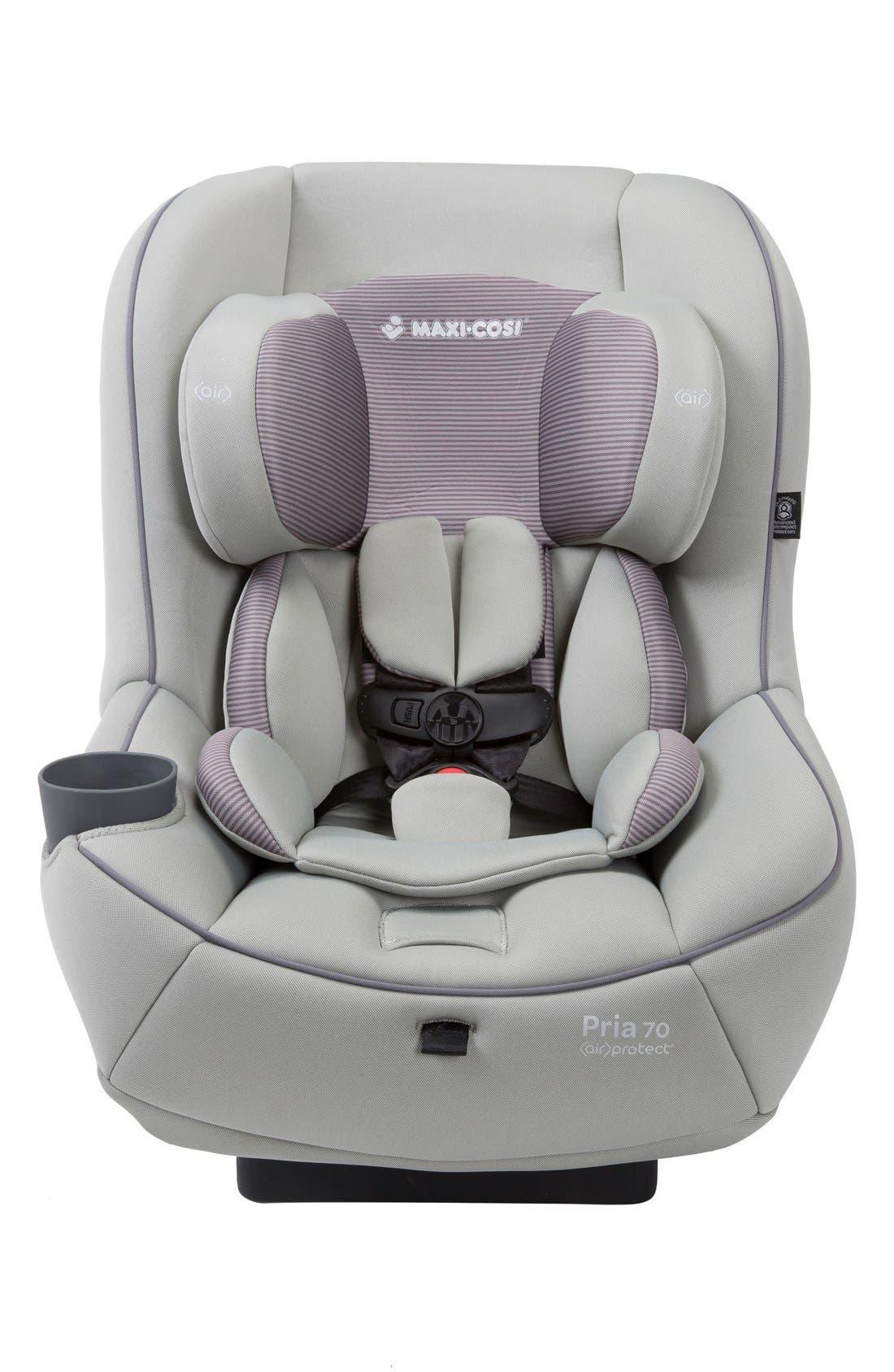 Pria<sup>™</sup> 70 Infant & Toddler Convertible Car Seat,                         Main,                         color, GREY GRAVEL