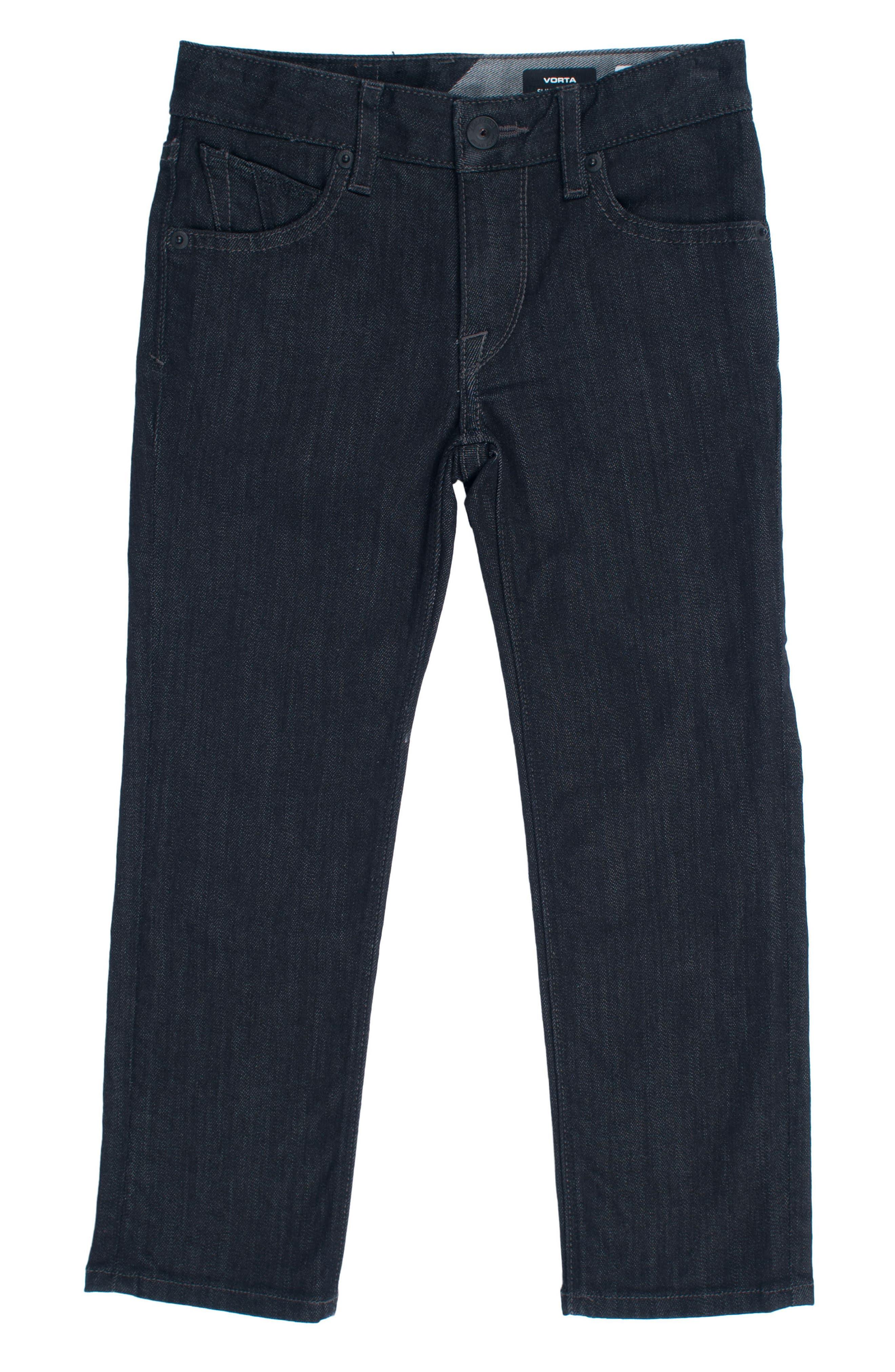 Vorta Slim Fit Jeans,                             Main thumbnail 1, color,                             005