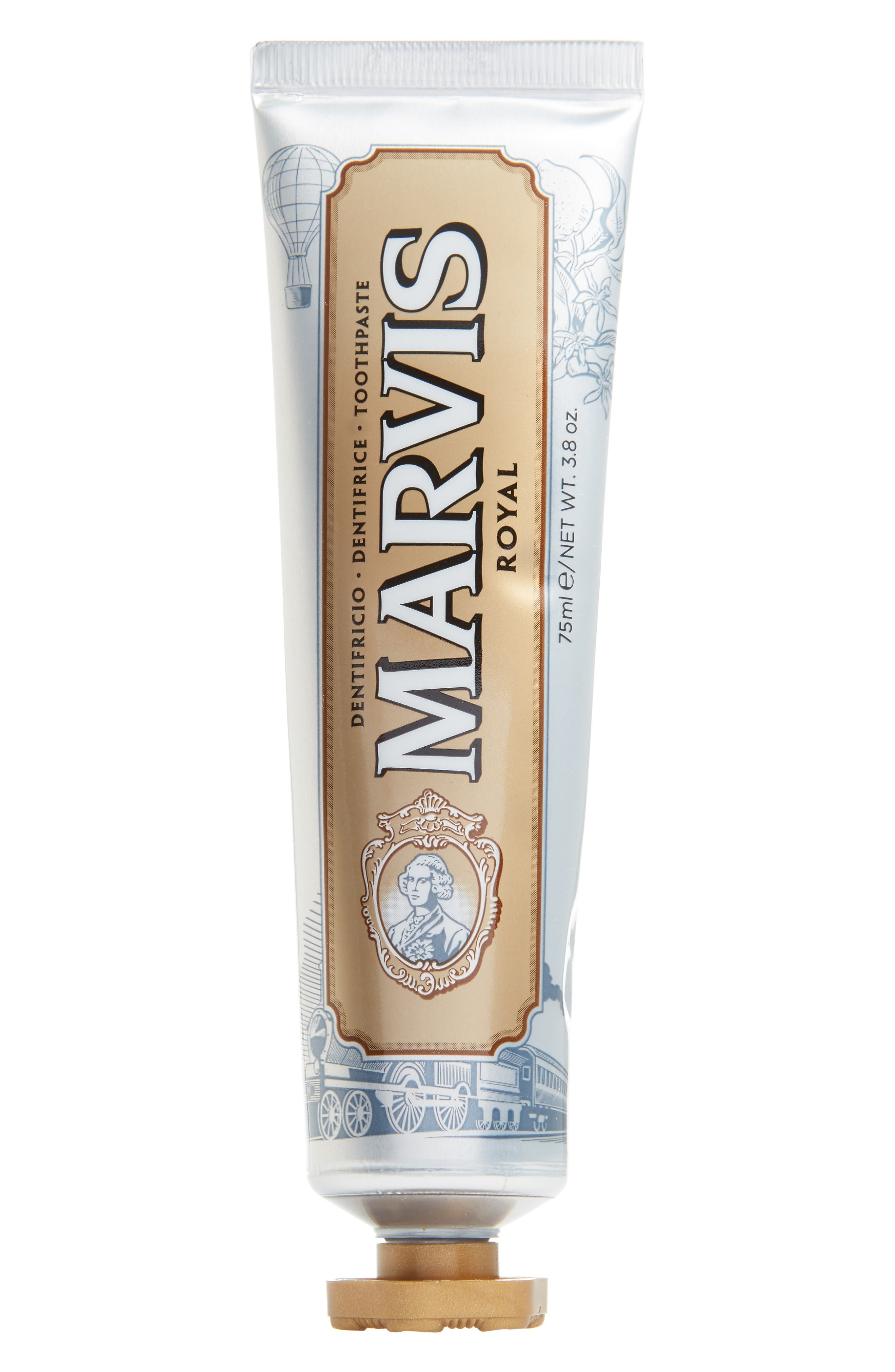 MARVIS,                             Royal Toothpaste,                             Main thumbnail 1, color,                             960