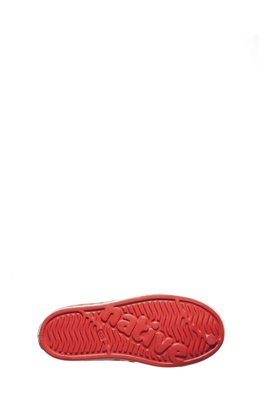 'Jefferson' Water Friendly Slip-On Sneaker,                             Alternate thumbnail 110, color,