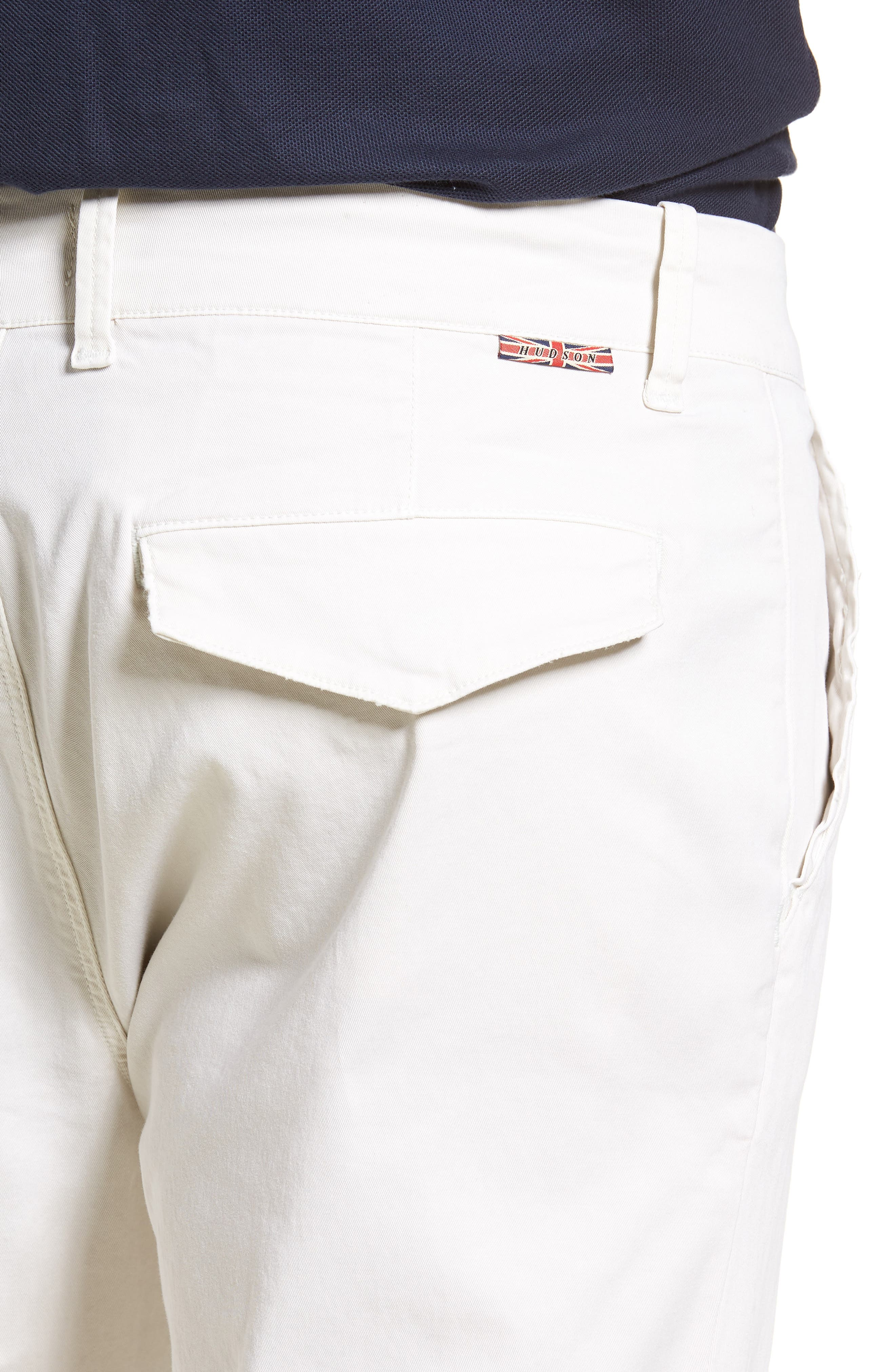 Hudson Clint Stretch Chino Pants,                             Alternate thumbnail 15, color,