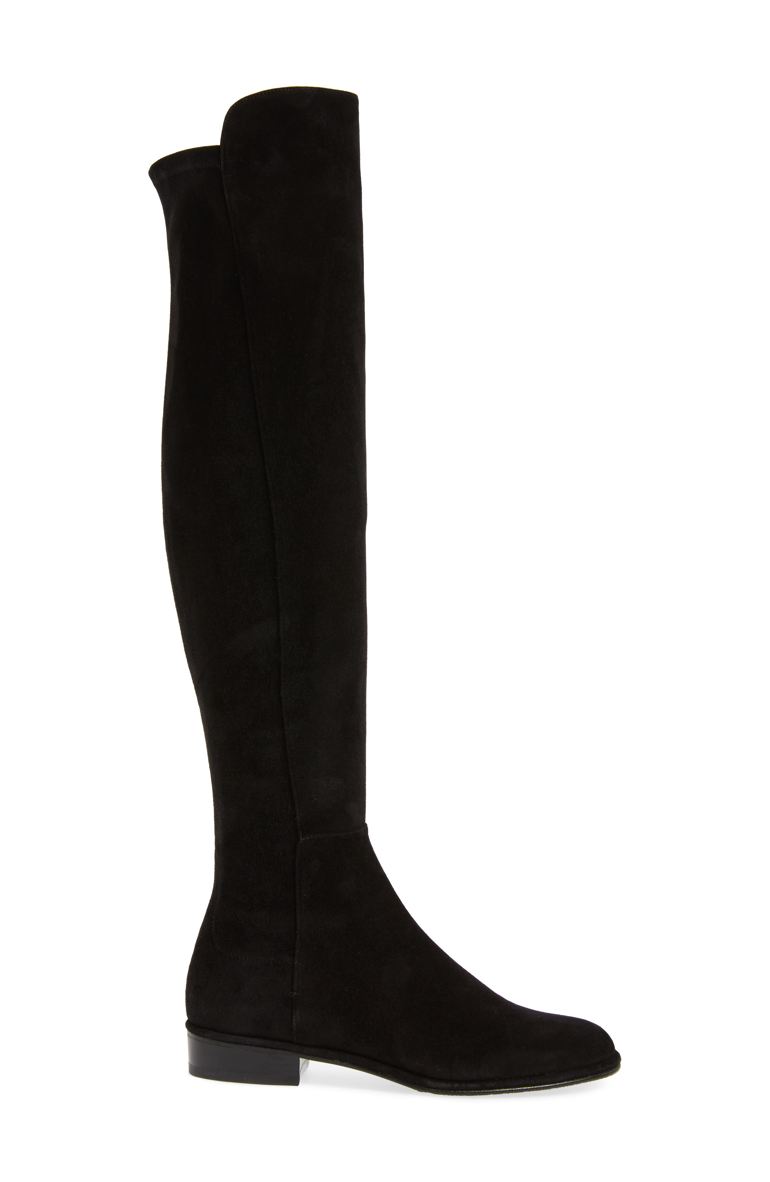 Allgood Over the Knee Boot,                             Alternate thumbnail 3, color,                             001
