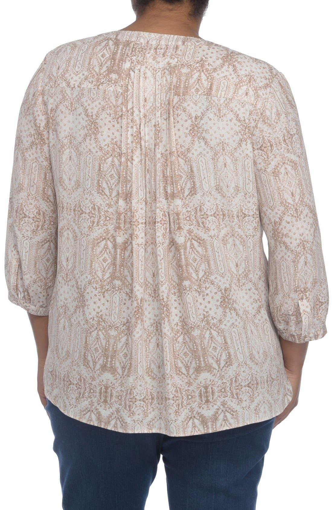 Henley Top,                             Alternate thumbnail 288, color,