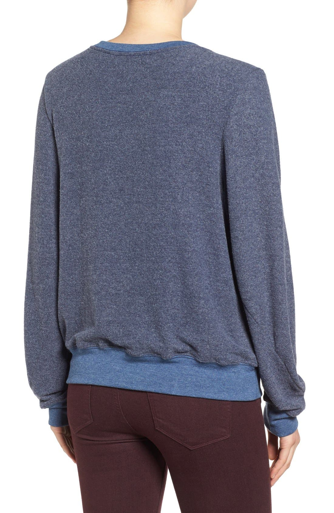 'Baggy Beach Jumper' Pullover,                             Alternate thumbnail 73, color,